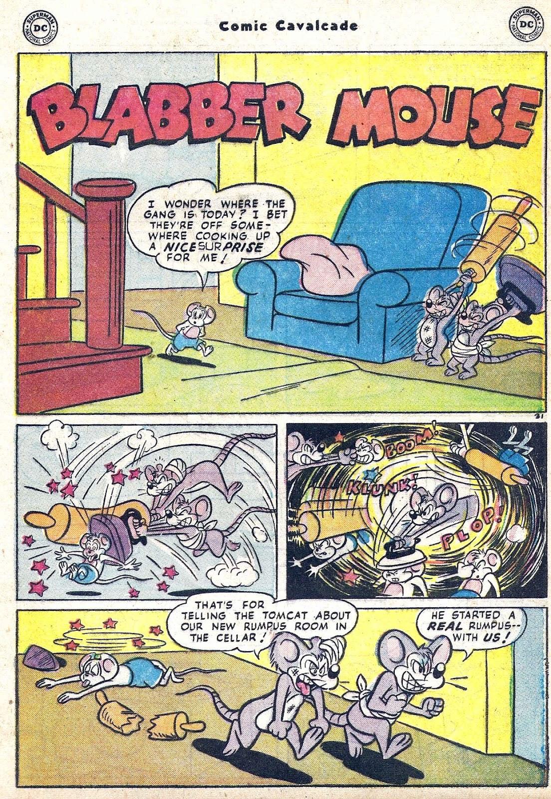 Comic Cavalcade issue 56 - Page 63