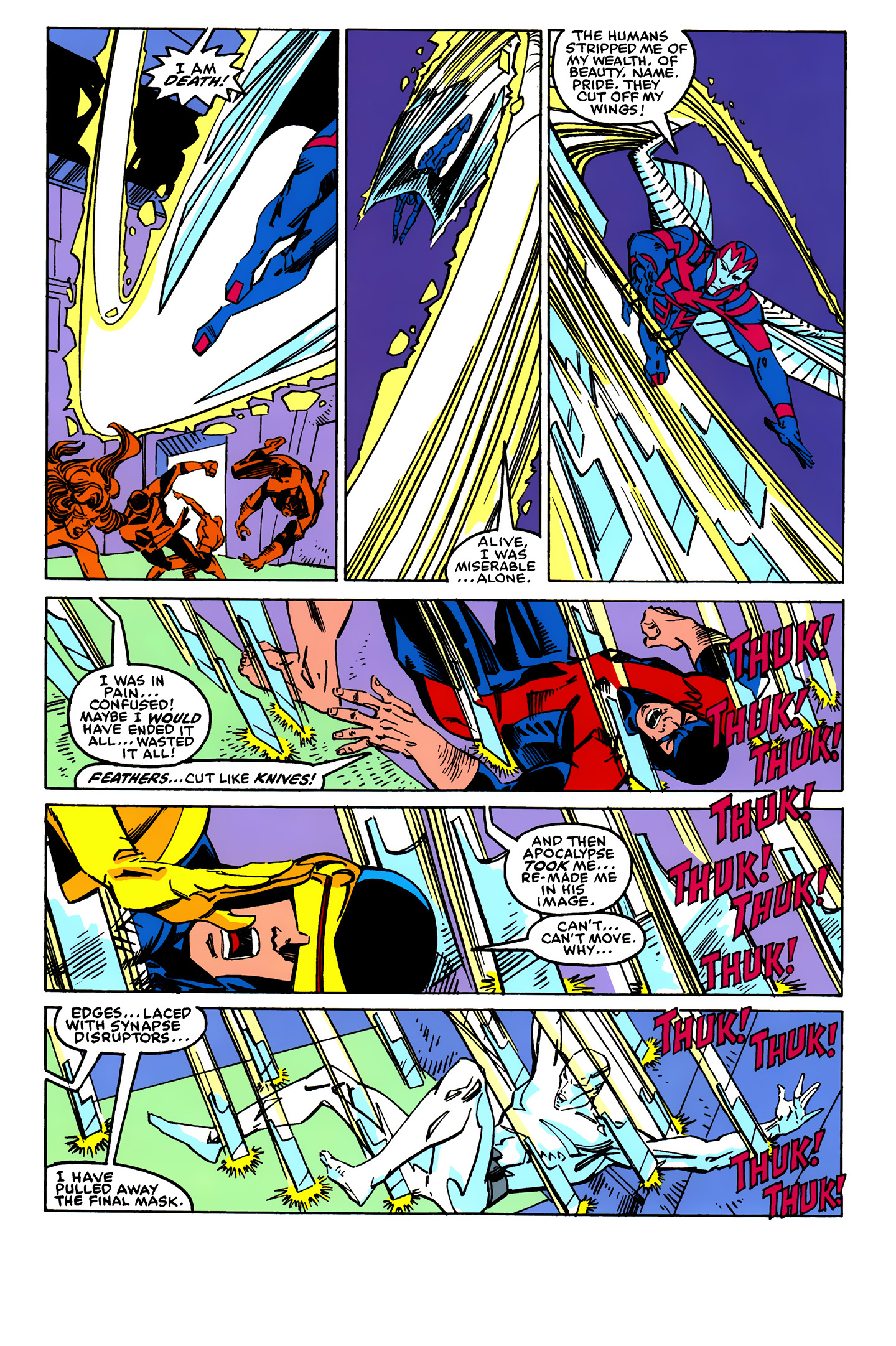 Read online X-Factor (1986) comic -  Issue #24 - 19