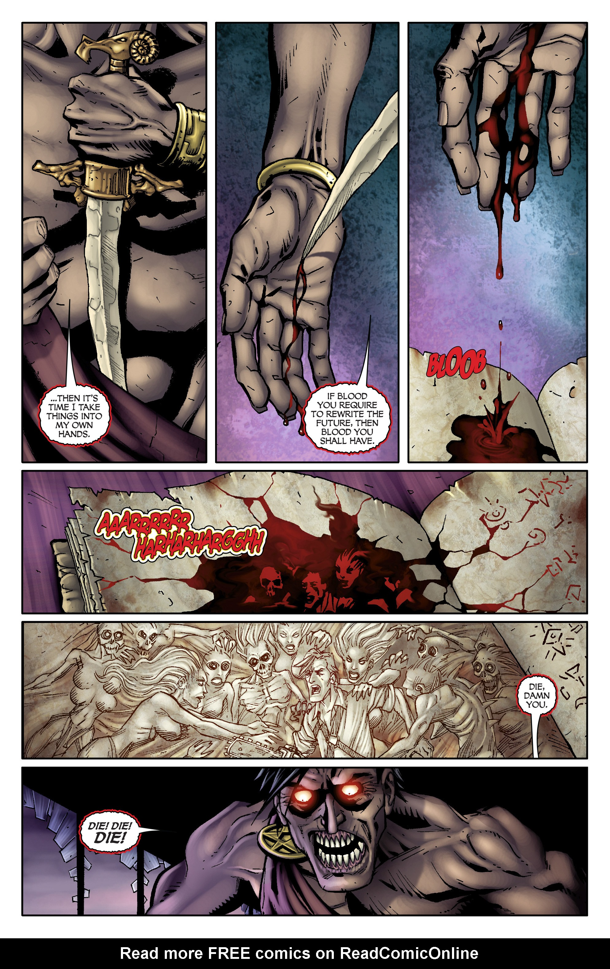 Read online Army of Darkness: From the Ashes comic -  Issue #Army of Darkness: From the Ashes TPB - 62