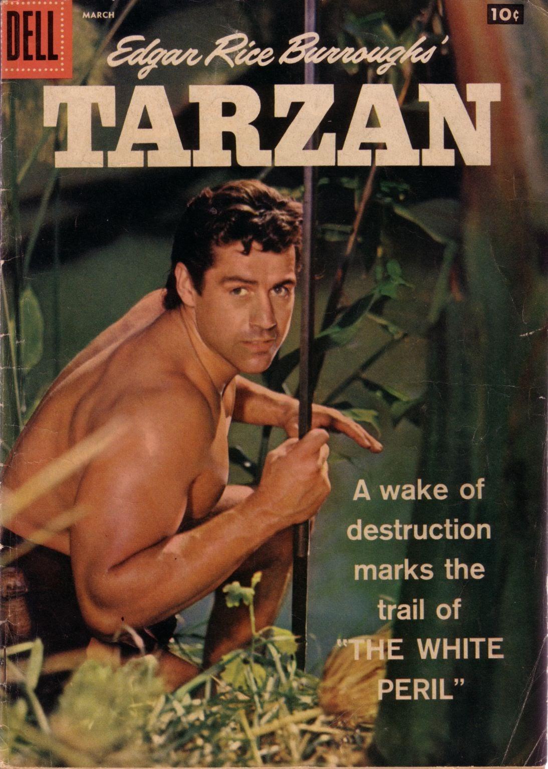 Tarzan (1948) issue 102 - Page 1