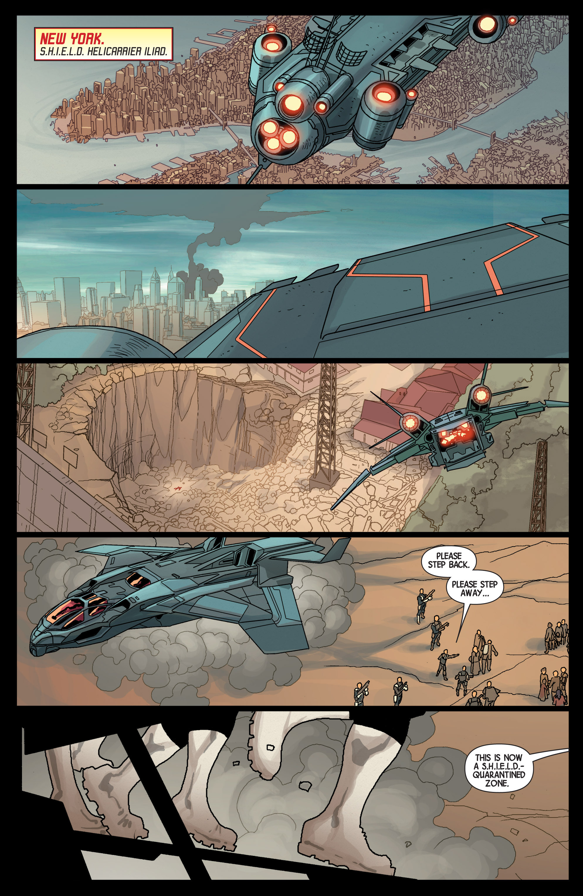 Read online Avengers (2013) comic -  Issue #25 - 5