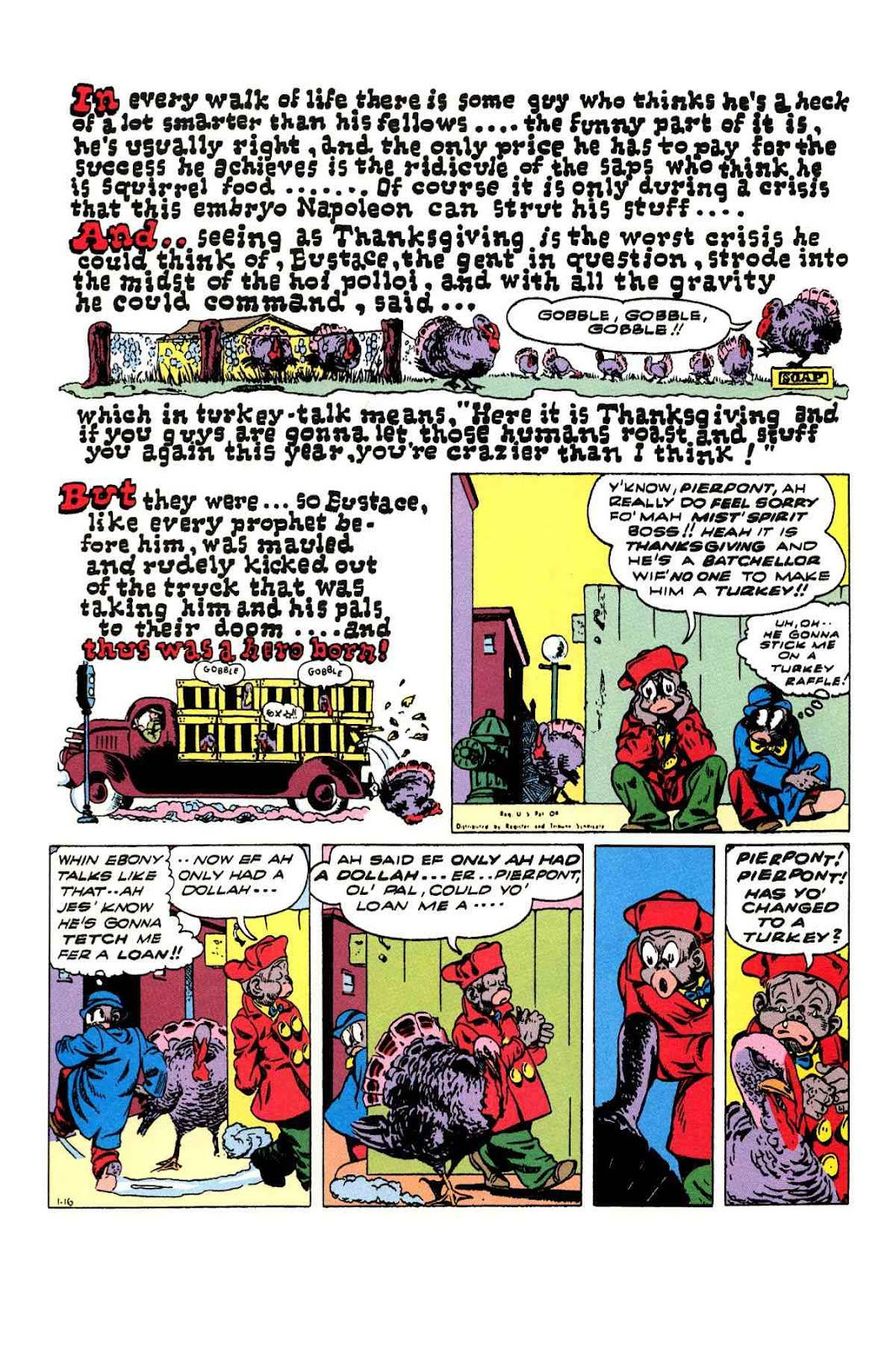 Read online Will Eisner's The Spirit Archives comic -  Issue # TPB 3 (Part 2) - 55