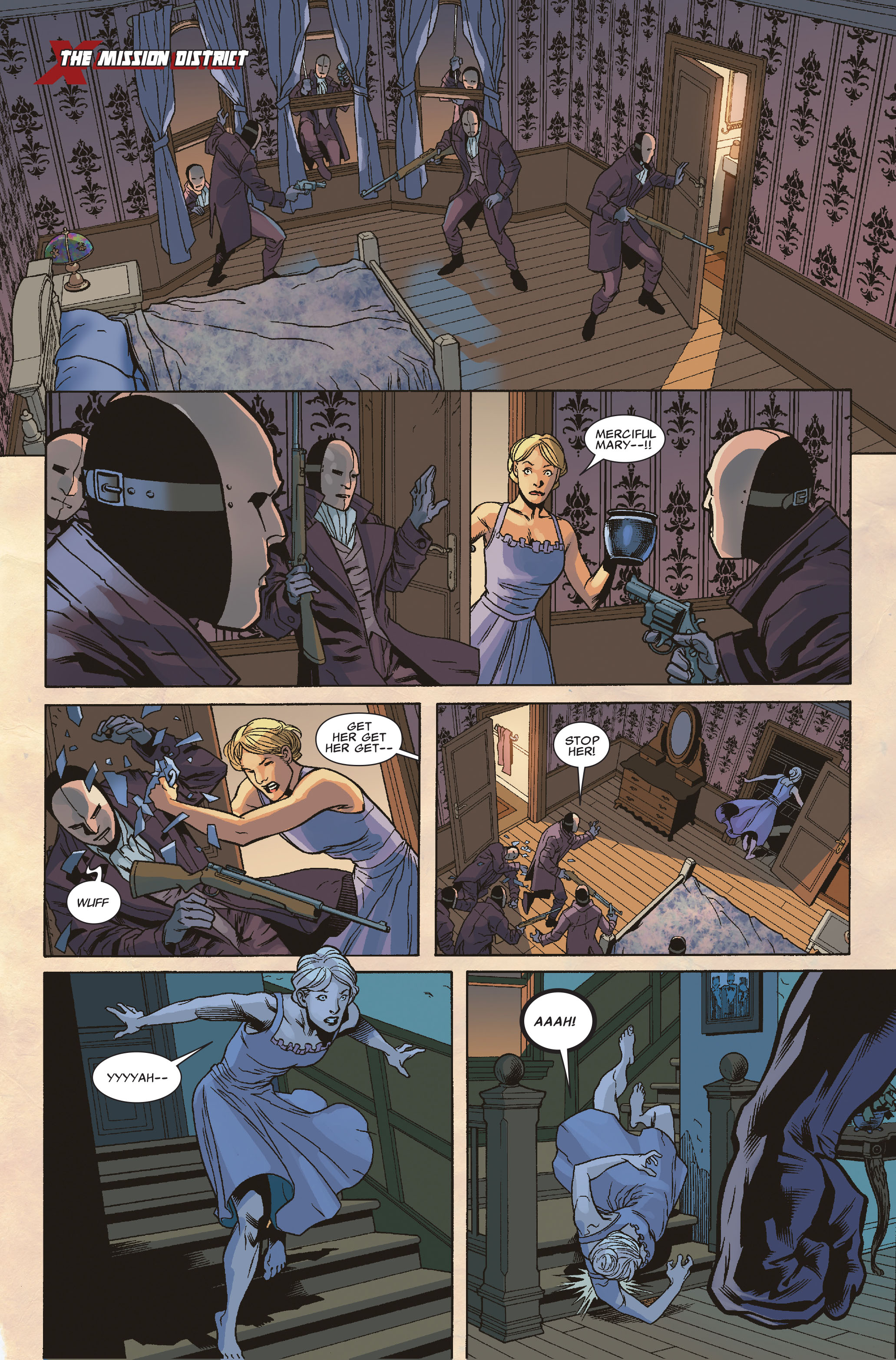 Read online Uncanny X-Men (1963) comic -  Issue #512 - 21