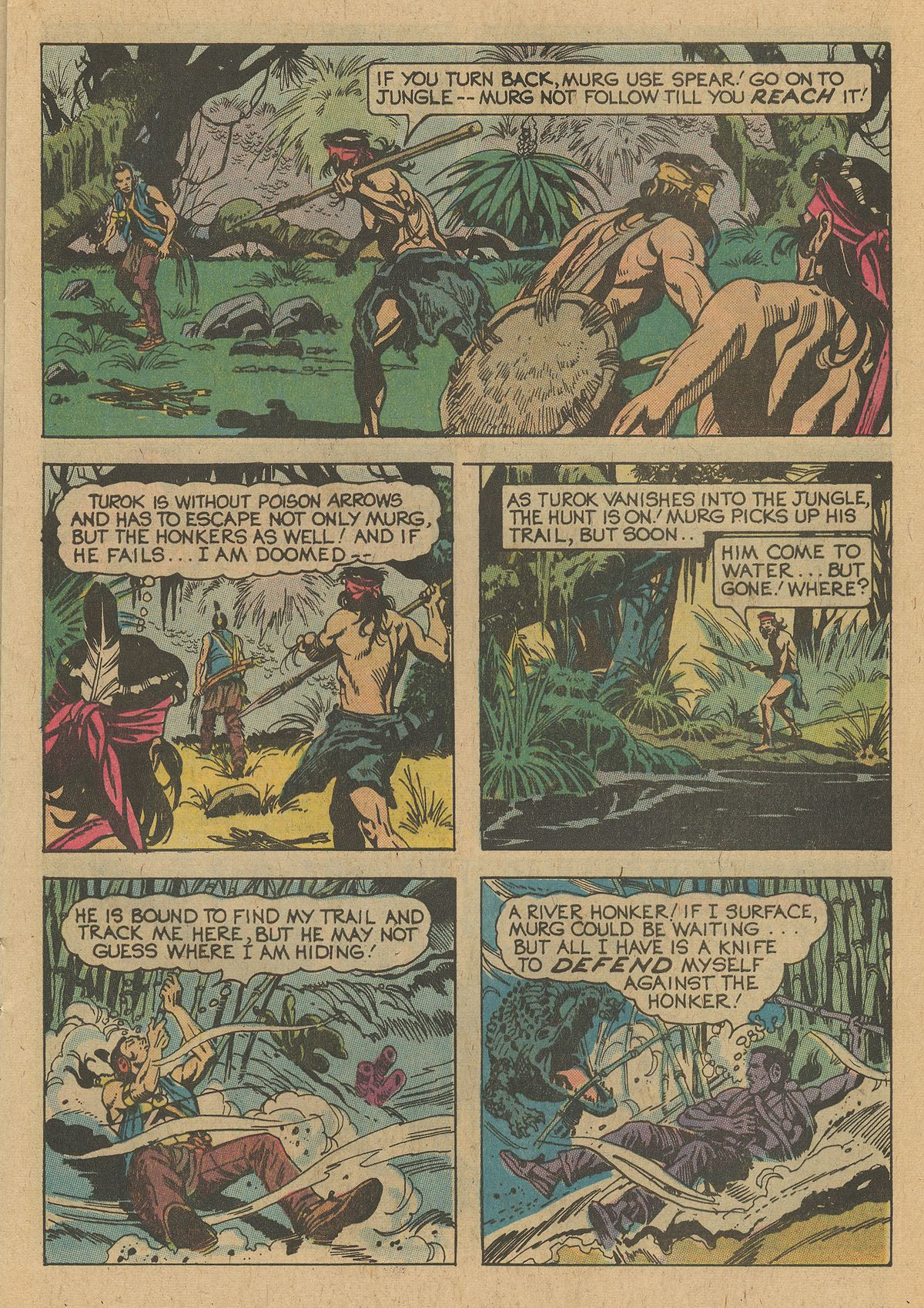 Read online Turok, Son of Stone comic -  Issue #109 - 9