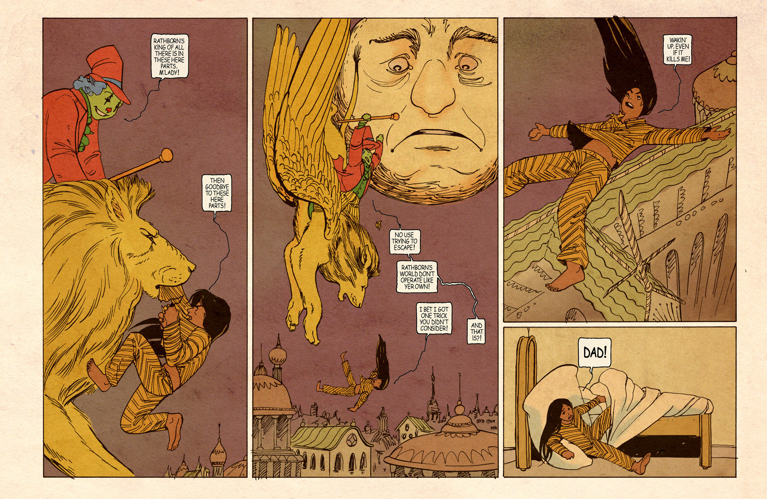 Read online Shutter comic -  Issue #11 - 3