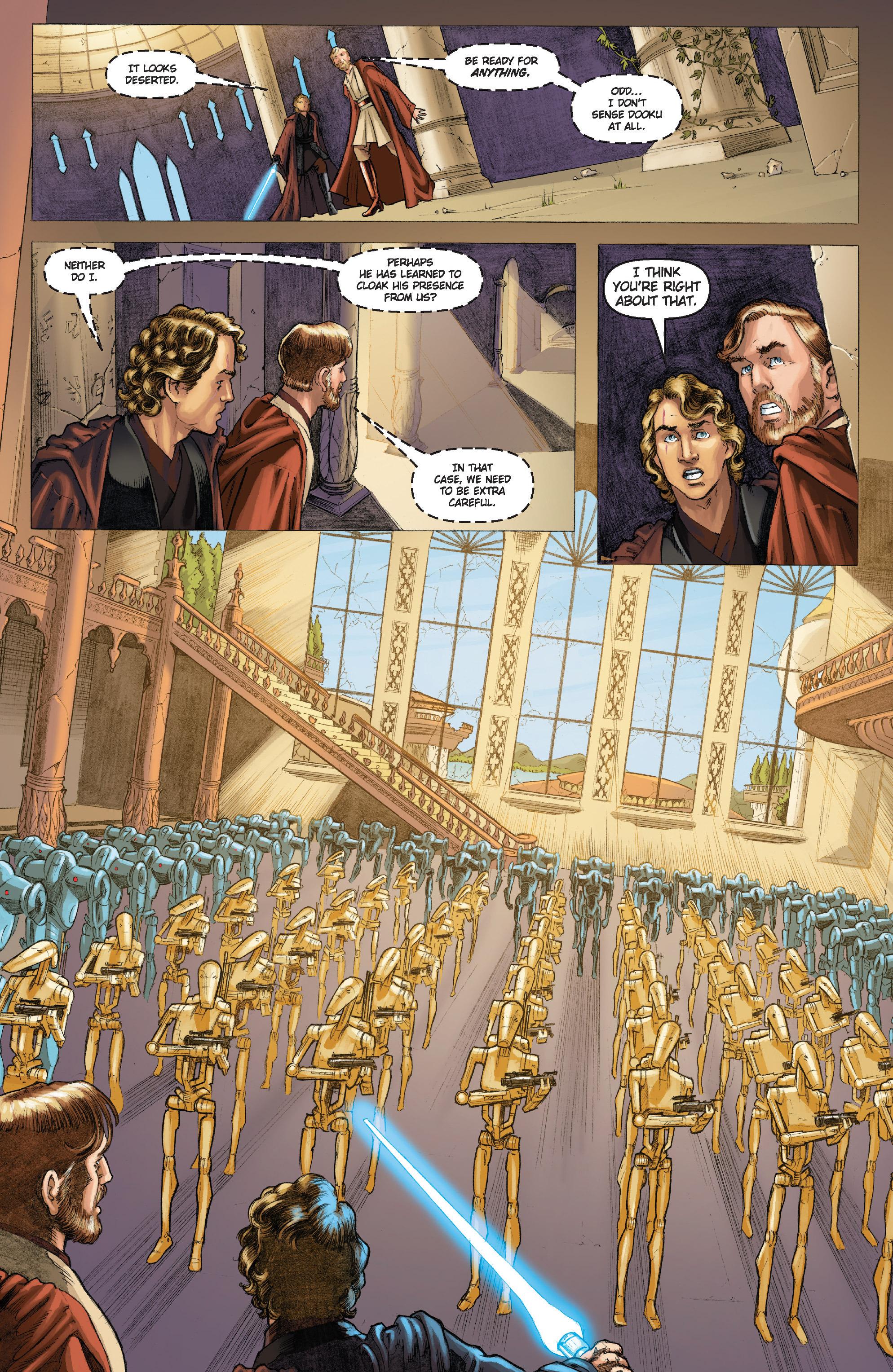 Read online Star Wars Omnibus comic -  Issue # Vol. 26 - 203