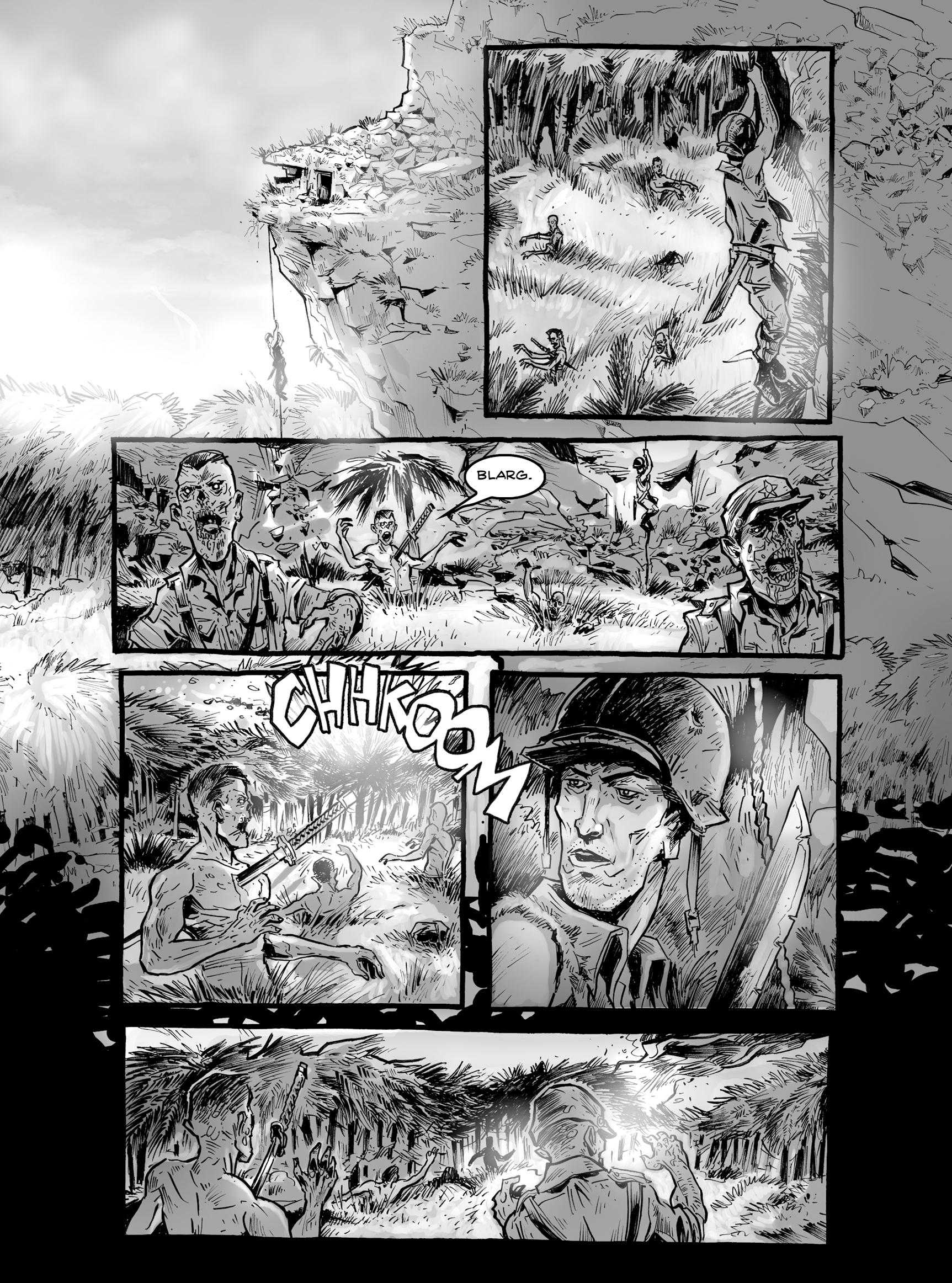 Read online FUBAR comic -  Issue #2 - 18