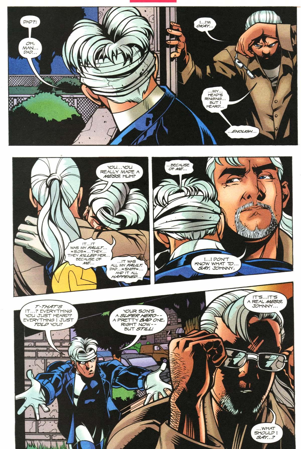 Read online Slingers comic -  Issue #9 - 23