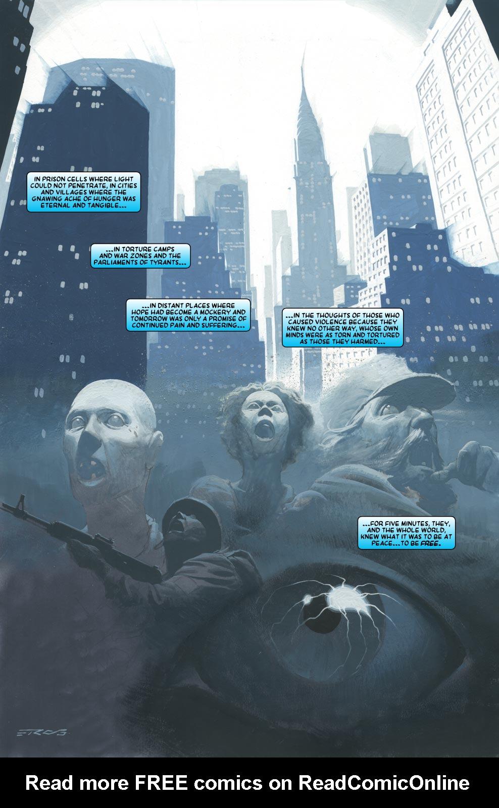 Read online Silver Surfer: Requiem comic -  Issue #2 - 23