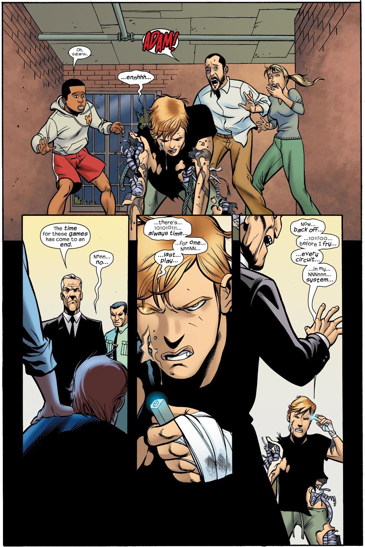 Read online Machine Teen comic -  Issue #5 - 16