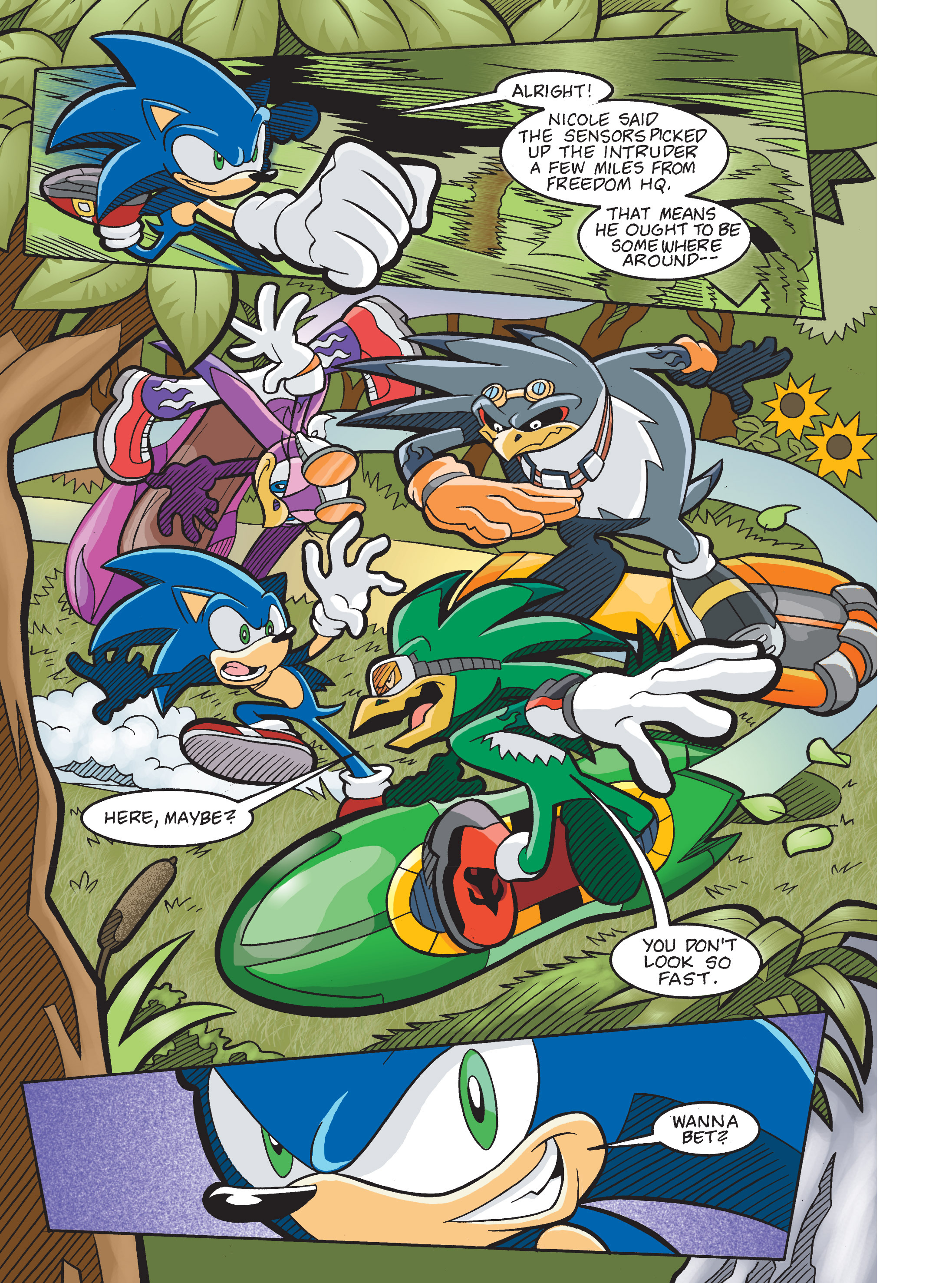 Read online Sonic Super Digest comic -  Issue #8 - 19