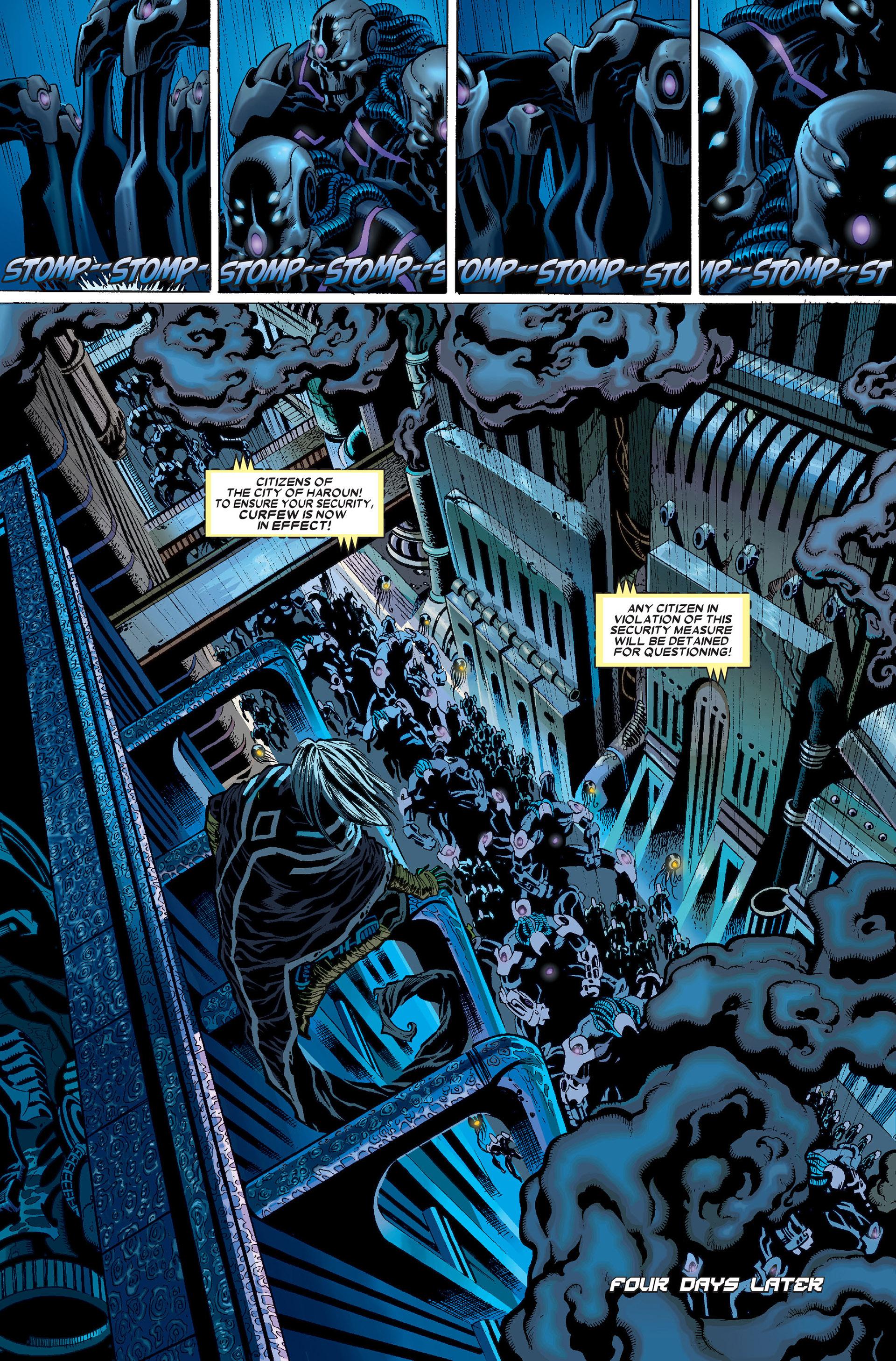 Read online Annihilation: Conquest - Wraith comic -  Issue #1 - 10