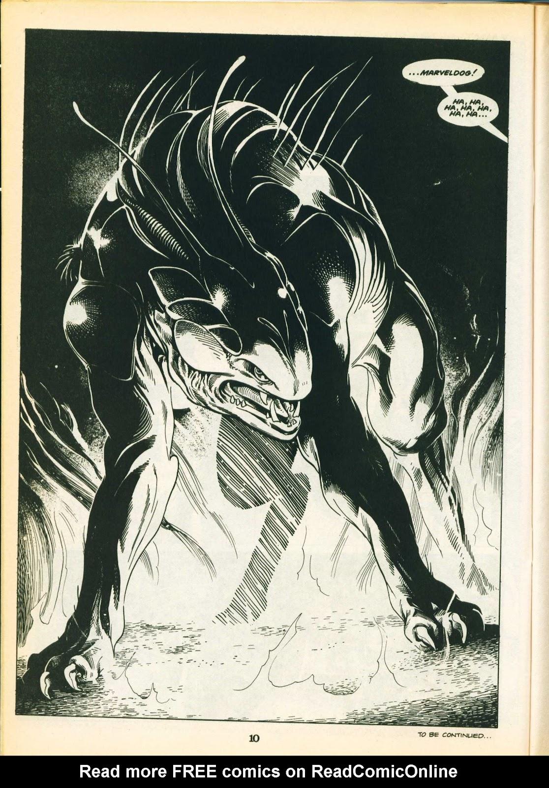 Warrior Issue #21 #22 - English 10