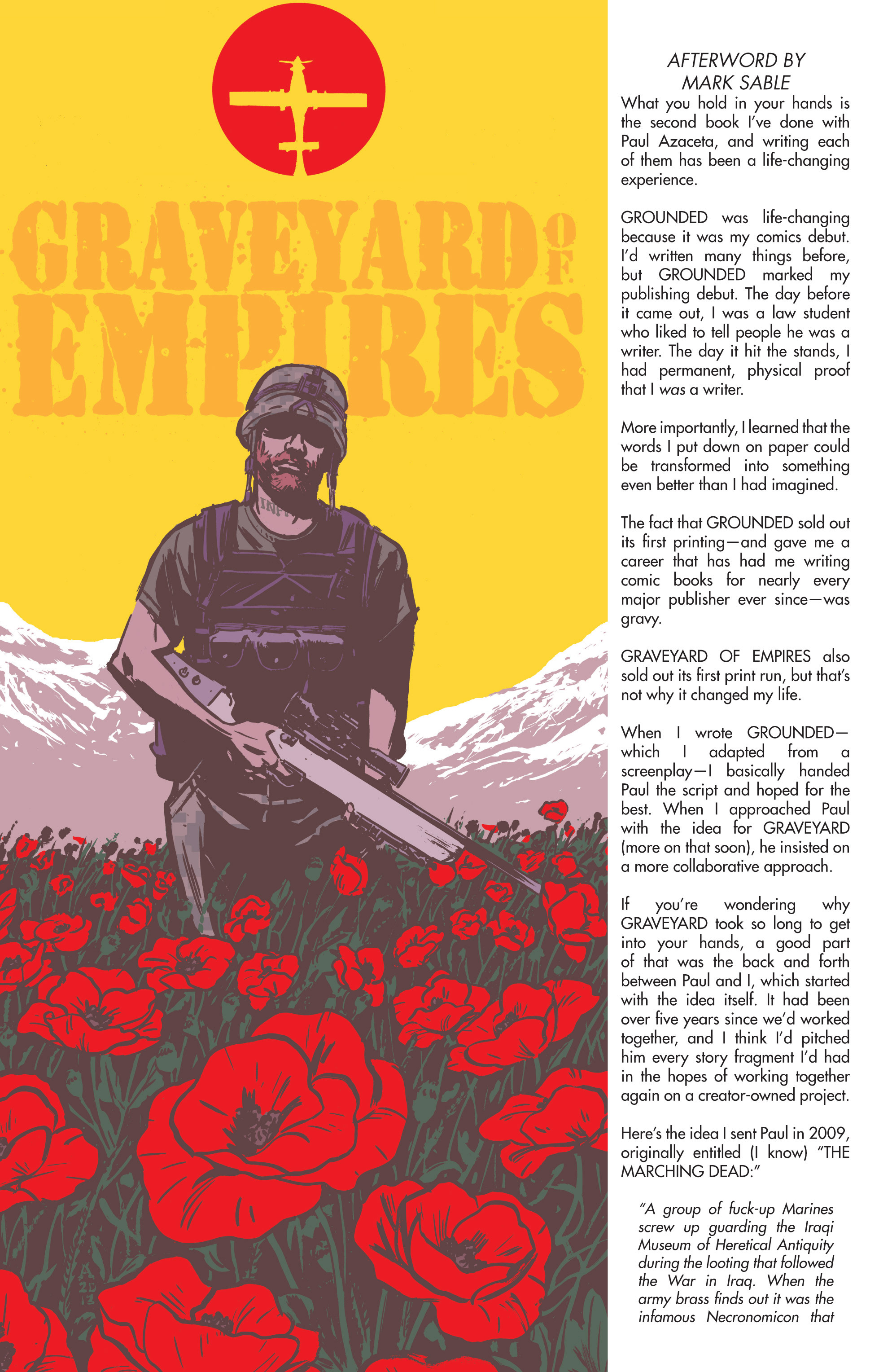 Read online Graveyard of Empires comic -  Issue # TPB - 142