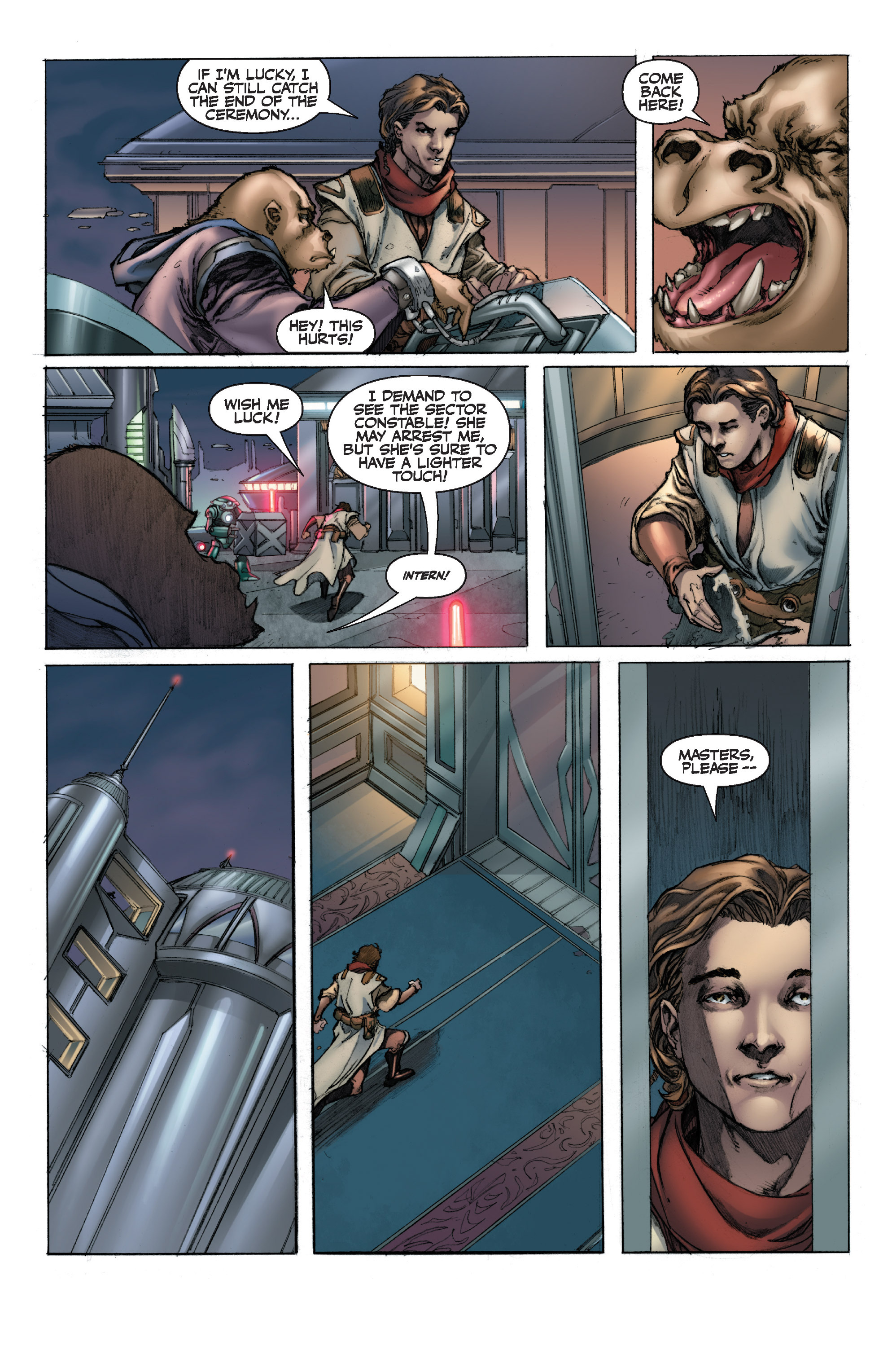 Read online Star Wars Omnibus comic -  Issue # Vol. 29 - 34