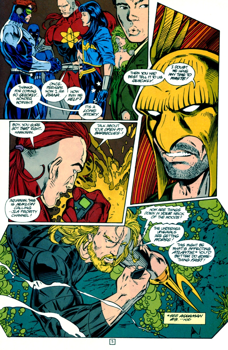 Read online Gunfire comic -  Issue #13 - 7