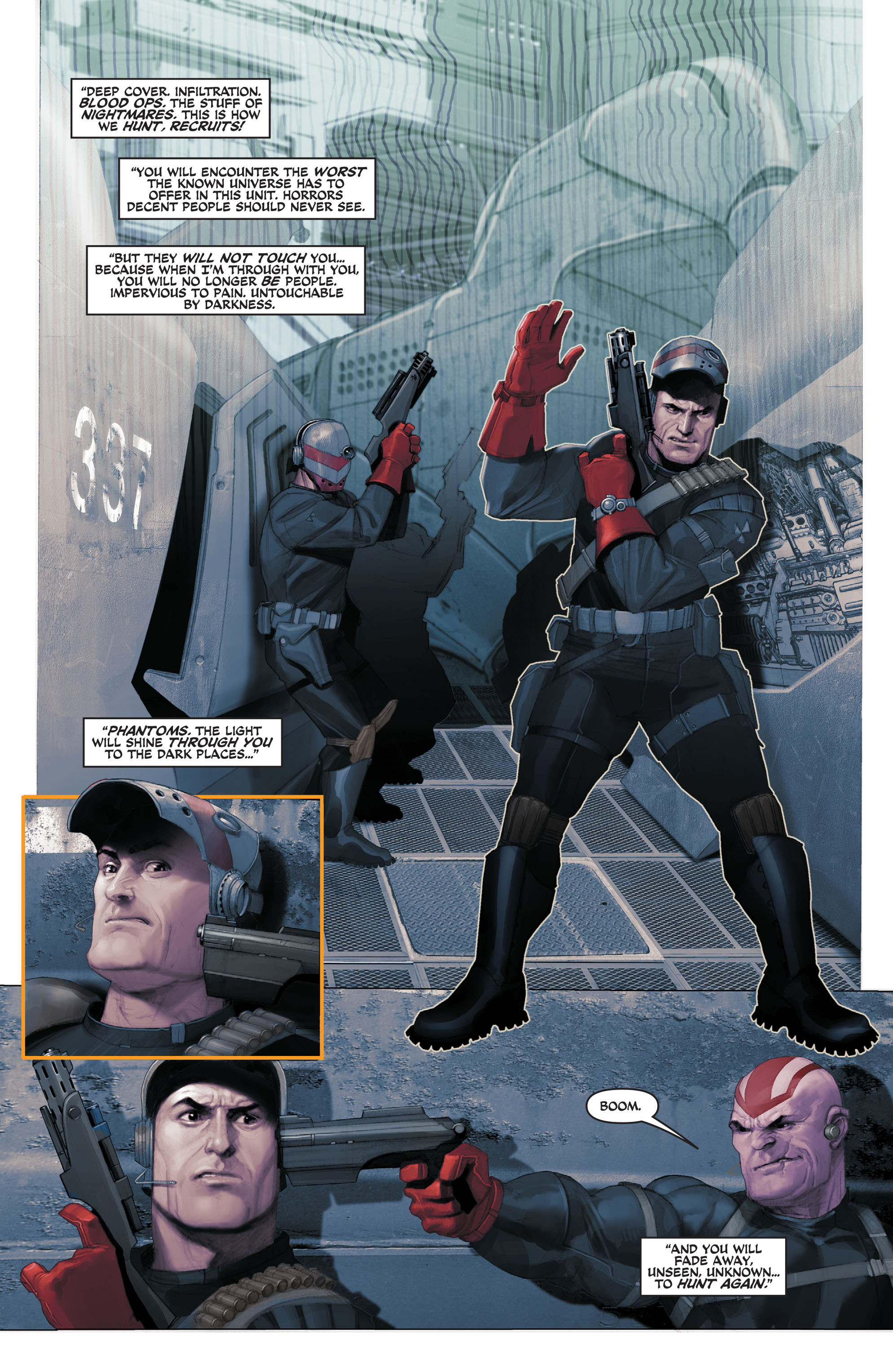 Read online Space Ghost (2016) comic -  Issue # Full - 14
