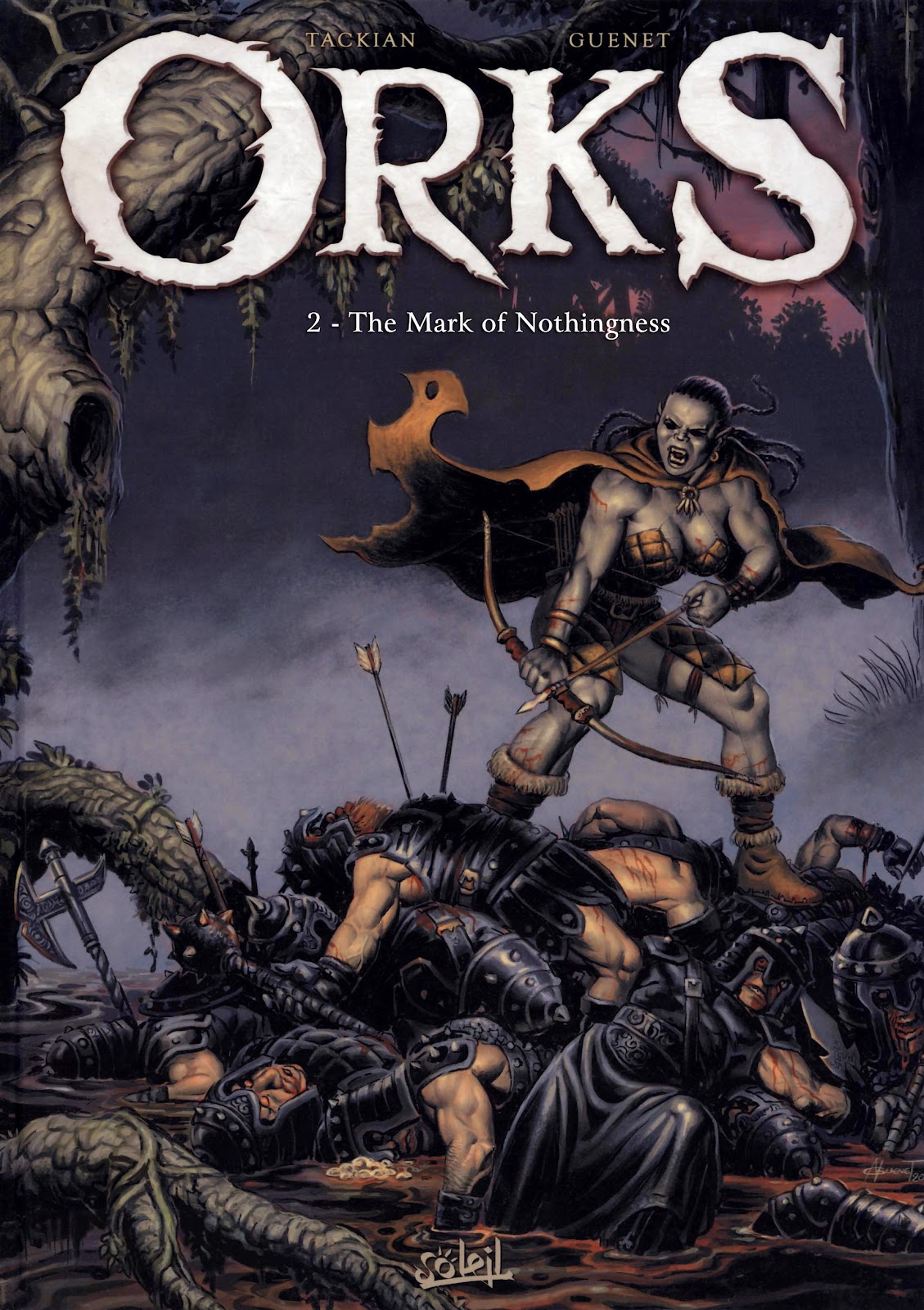 Read online Orks comic -  Issue #2 - 1