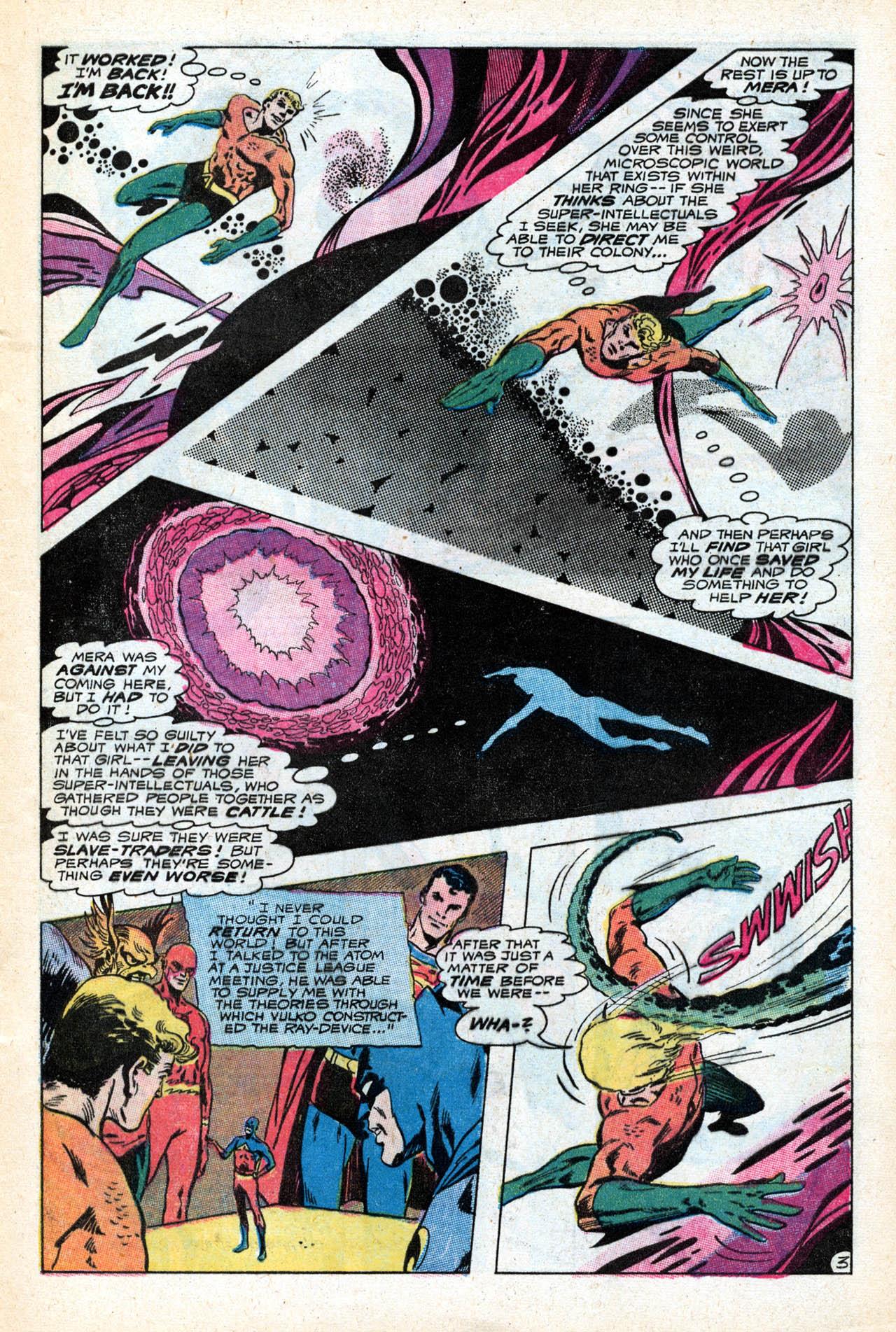 Read online Aquaman (1962) comic -  Issue #55 - 5
