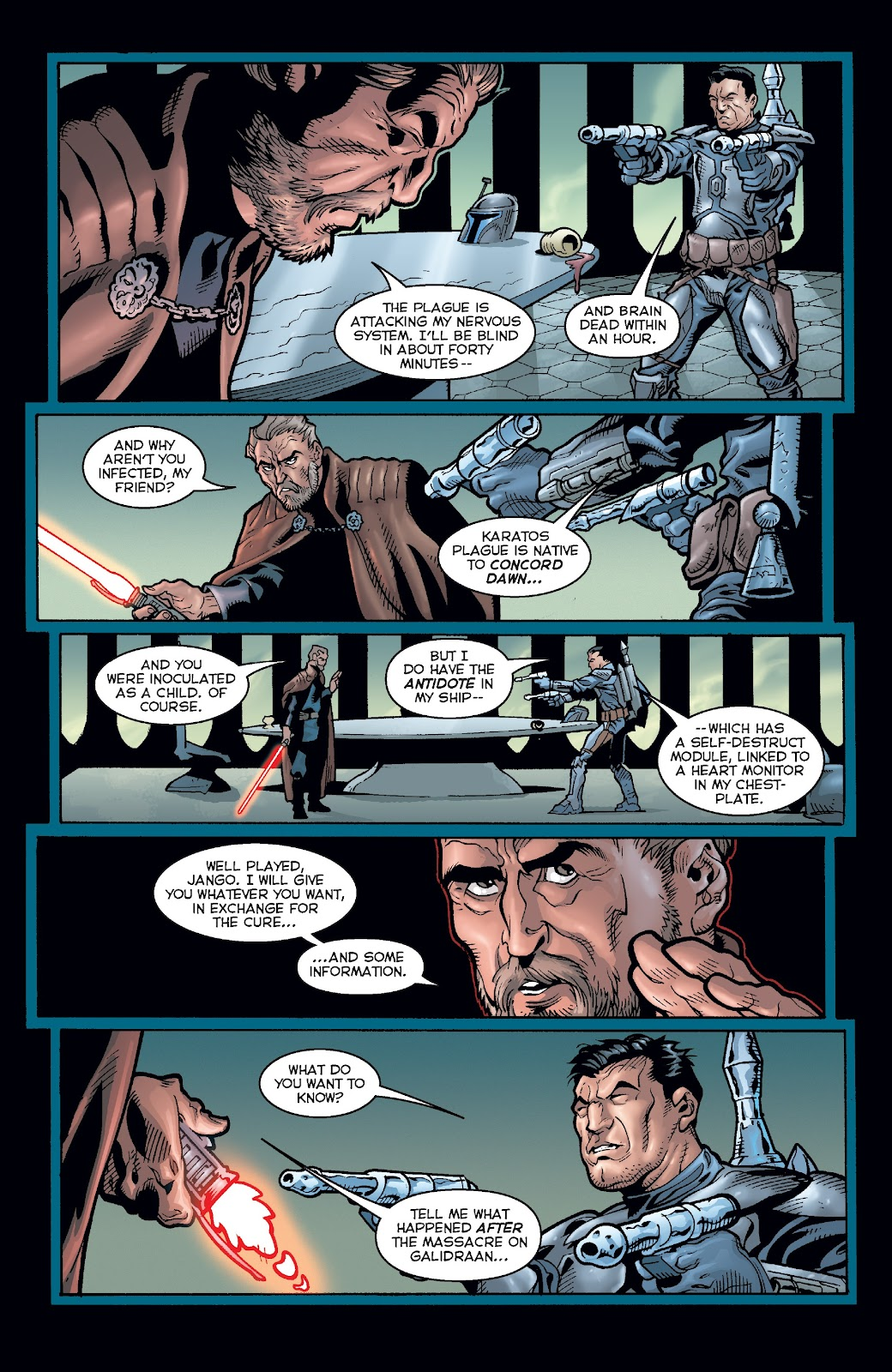 Read online Star Wars Legends Epic Collection: The Menace Revealed comic -  Issue # TPB (Part 1) - 77
