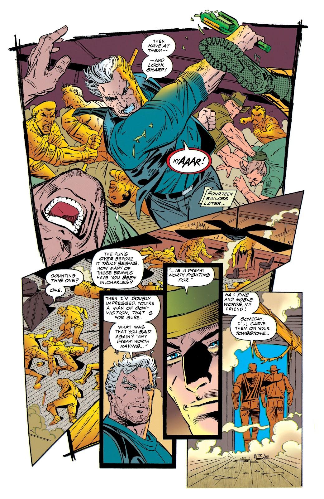 Uncanny X-Men (1963) issue 321 - Page 9