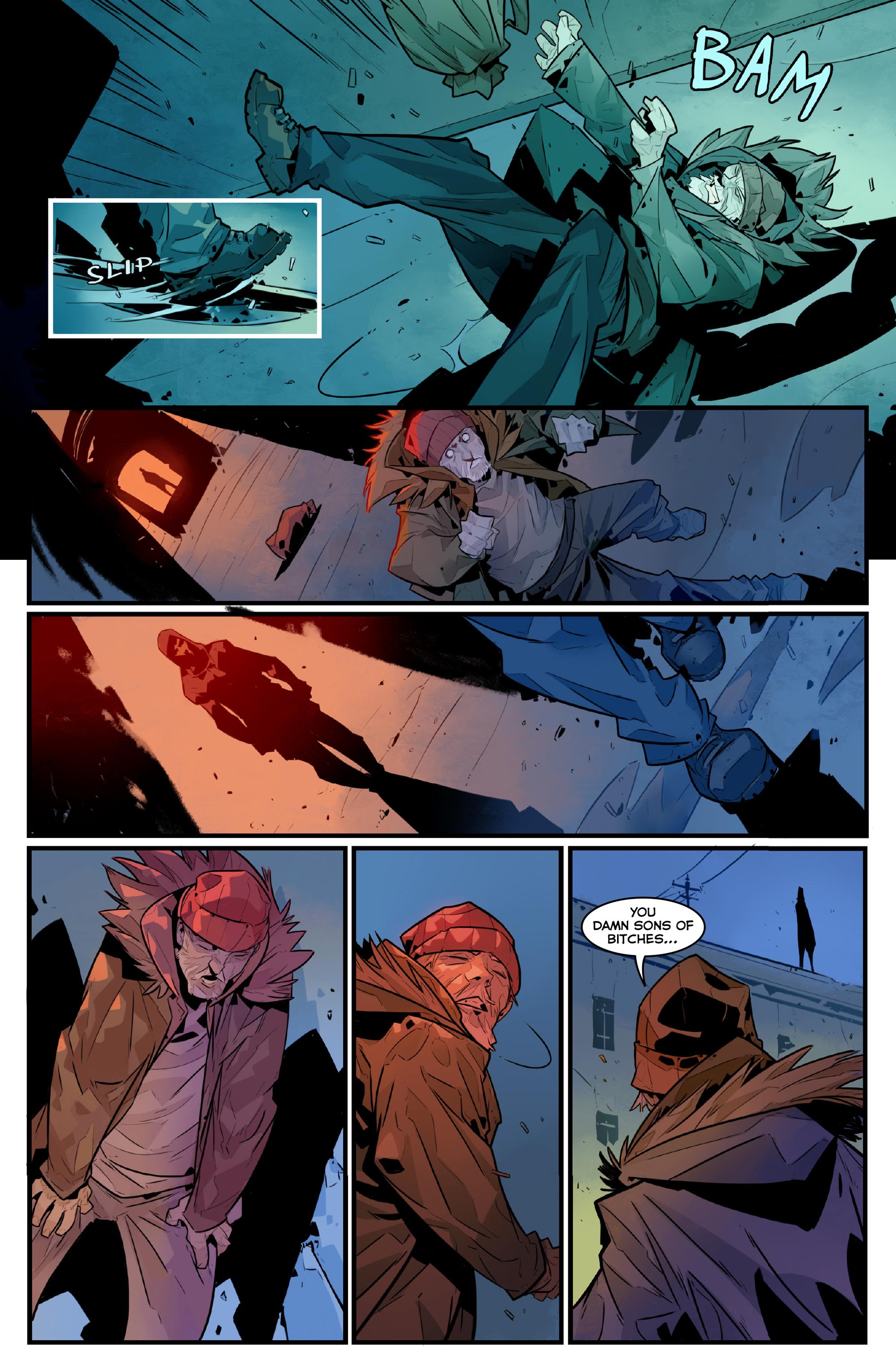 Read online Igor Grom comic -  Issue #4 - 4