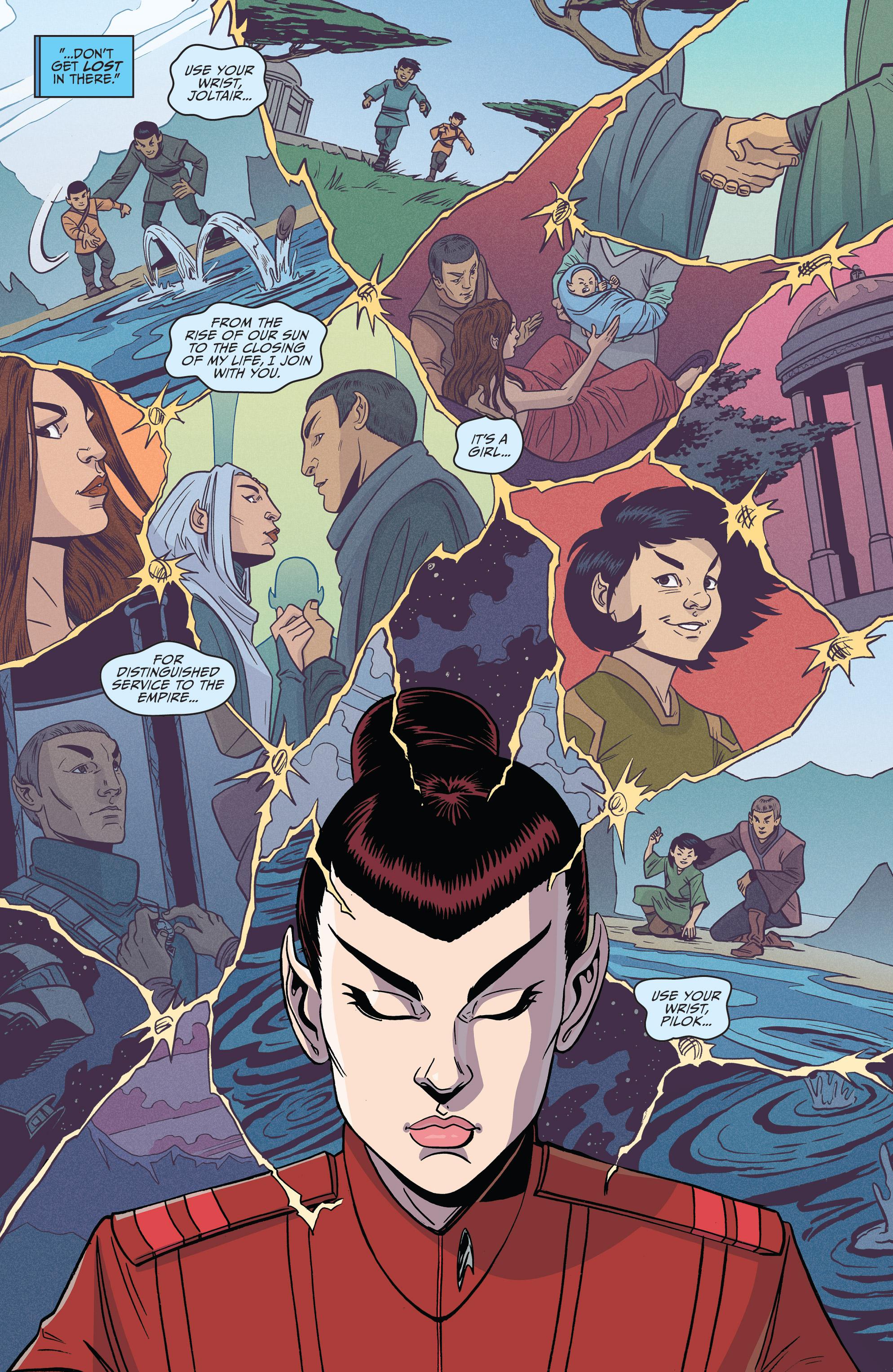 Read online Star Trek: Boldly Go comic -  Issue #8 - 13