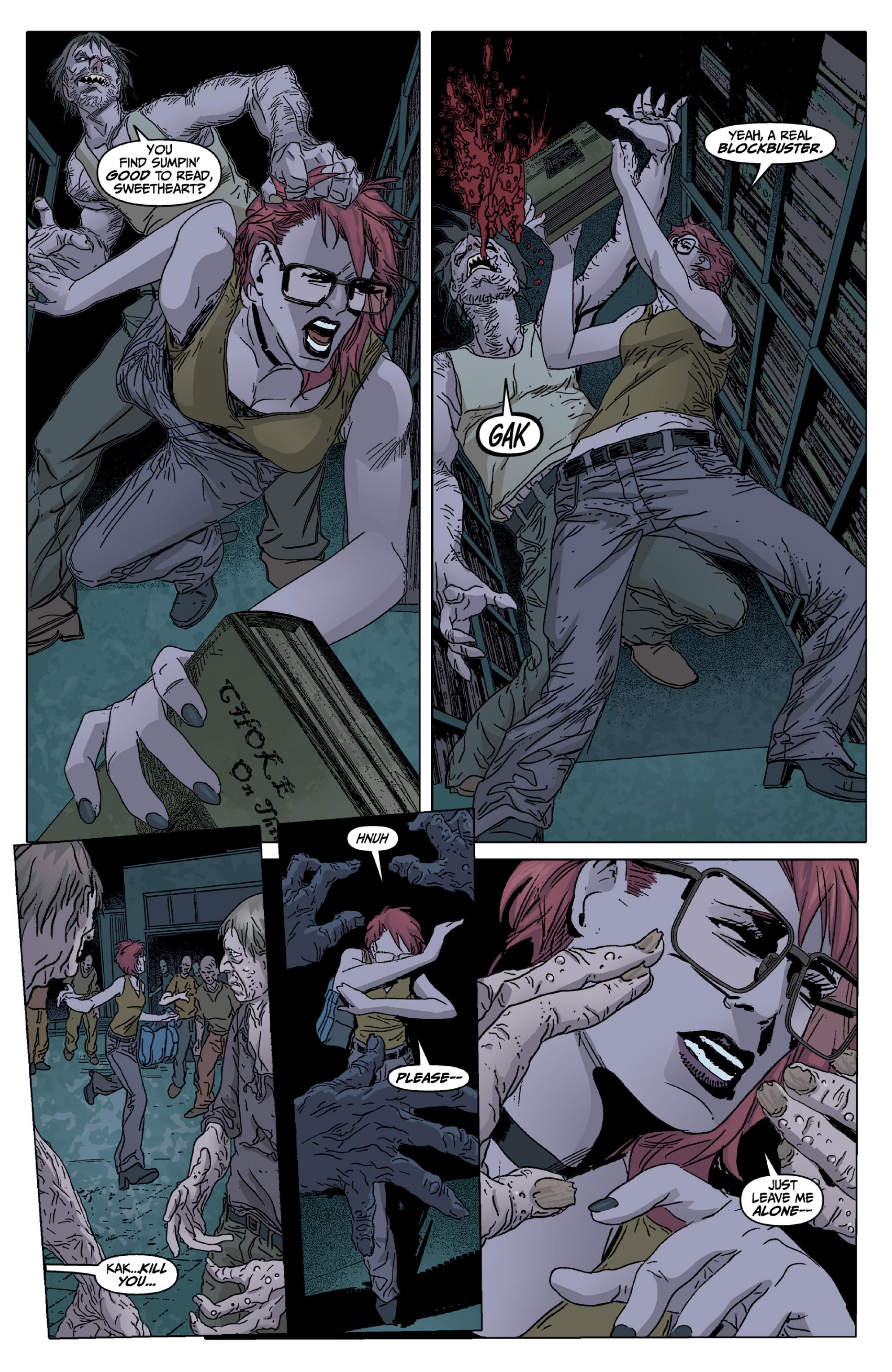 Read online X: Big Bad comic -  Issue # Full - 86