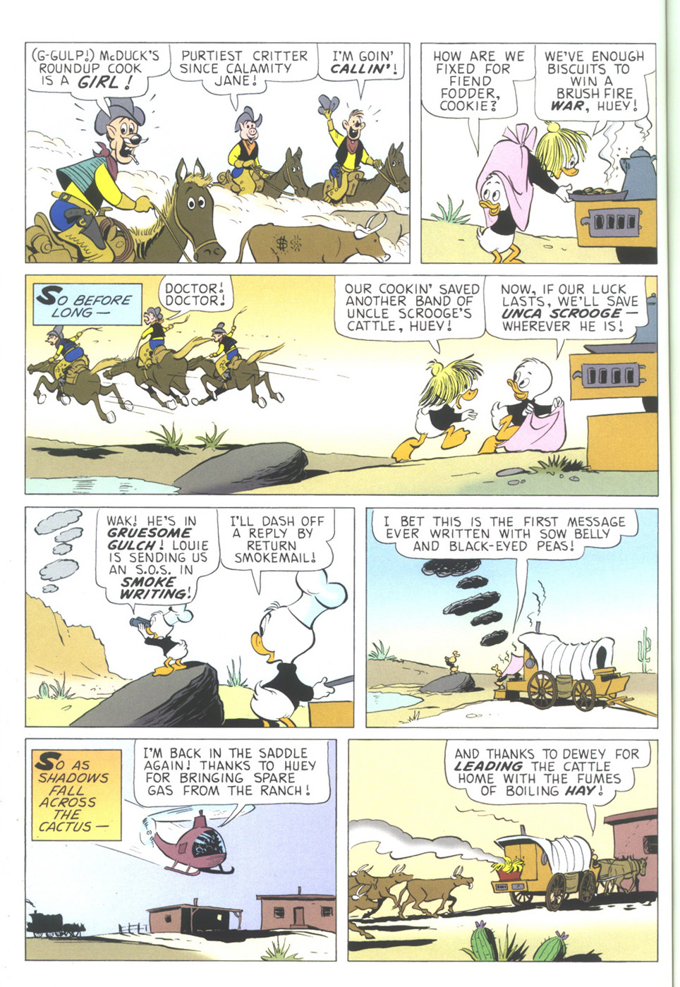 Read online Uncle Scrooge (1953) comic -  Issue #344 - 58