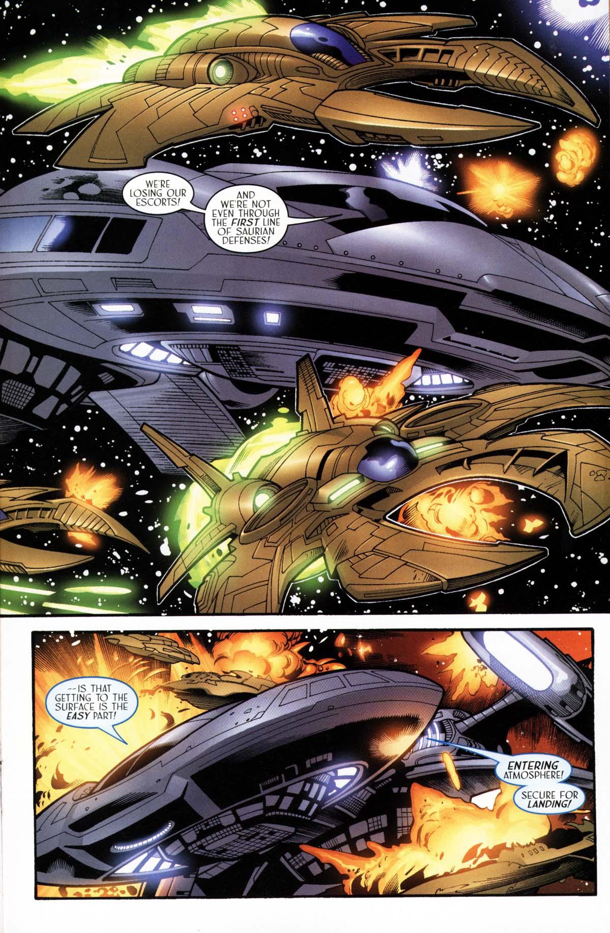 Read online Sigil (2000) comic -  Issue #26 - 31