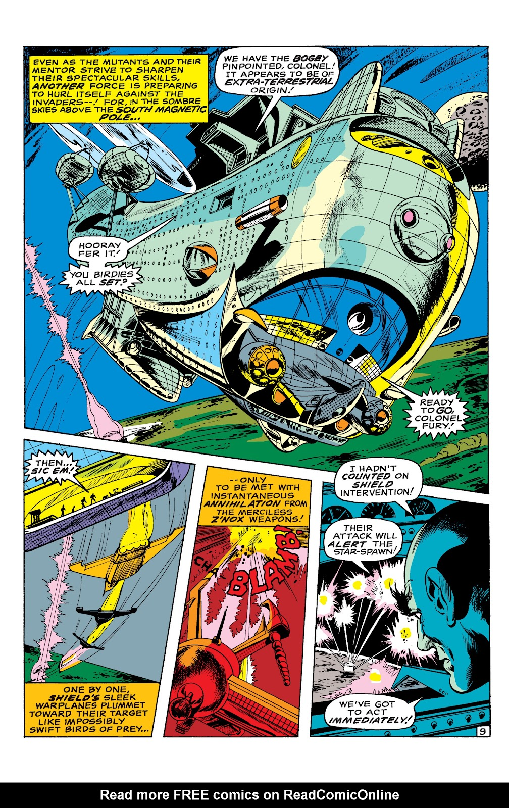 Uncanny X-Men (1963) issue 65 - Page 10