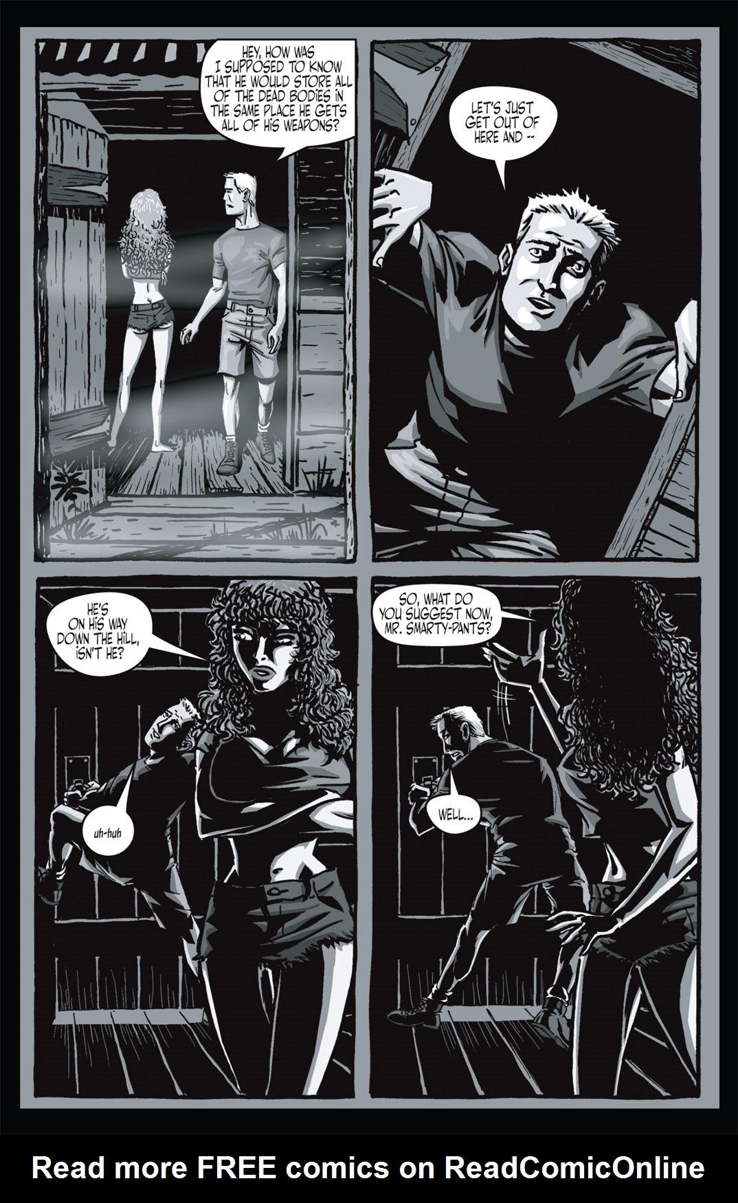 Read online Nightmare World comic -  Issue # Vol. 1 Thirteen Tales of Terror - 23