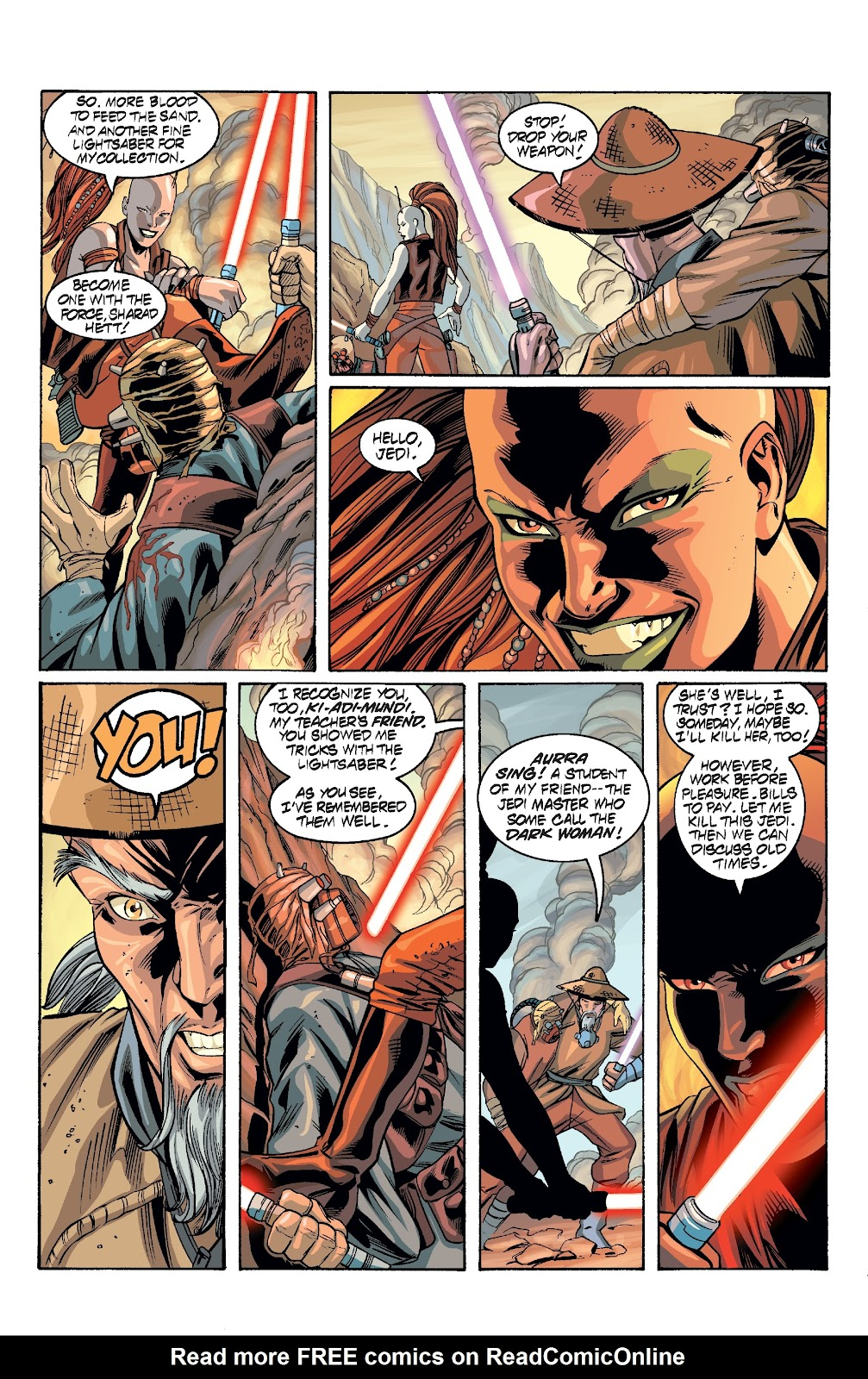 Read online Star Wars Legends Epic Collection: The Menace Revealed comic -  Issue # TPB (Part 3) - 28