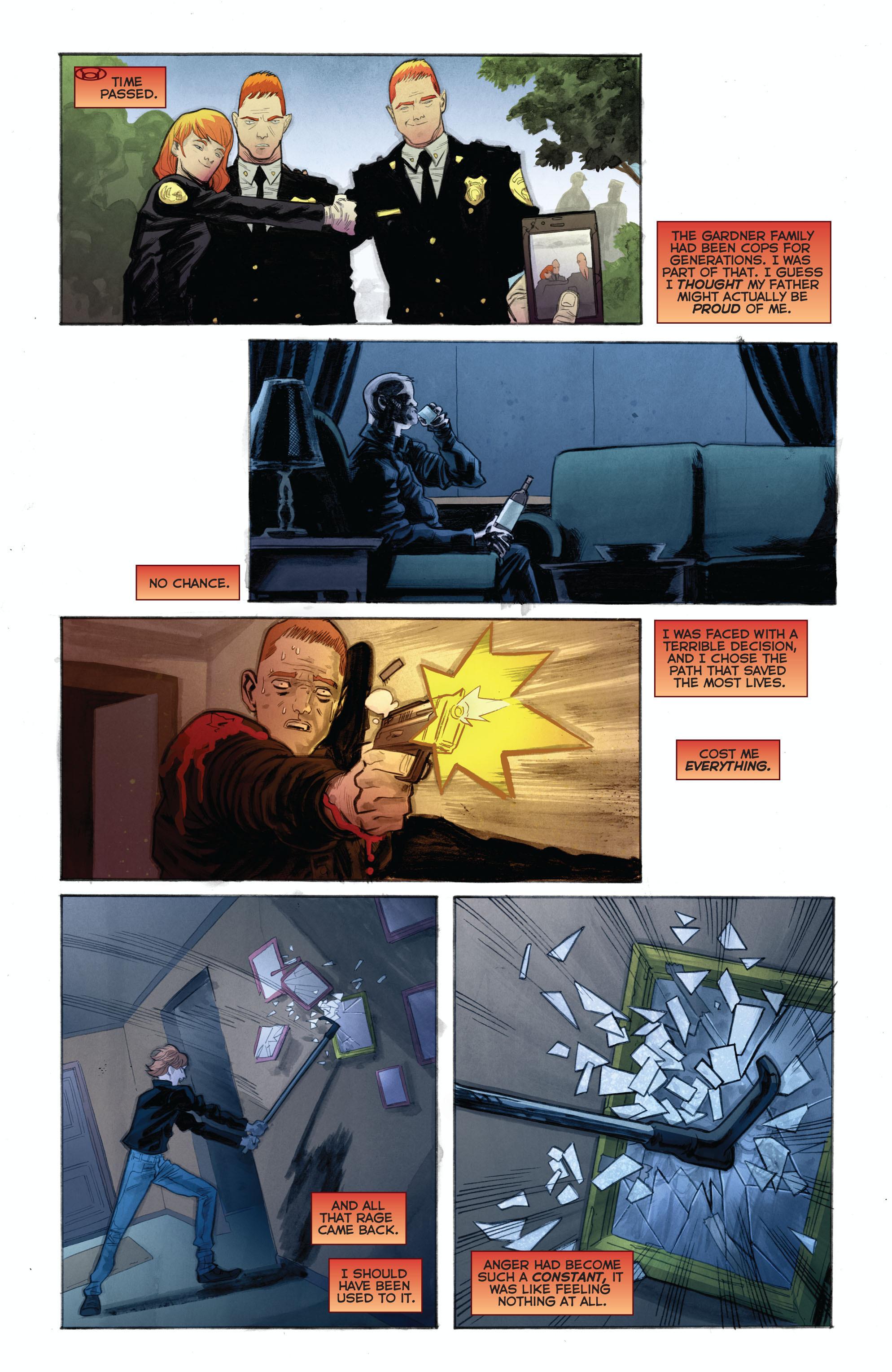 Read online Secret Origins (2014) comic -  Issue #11 - 7