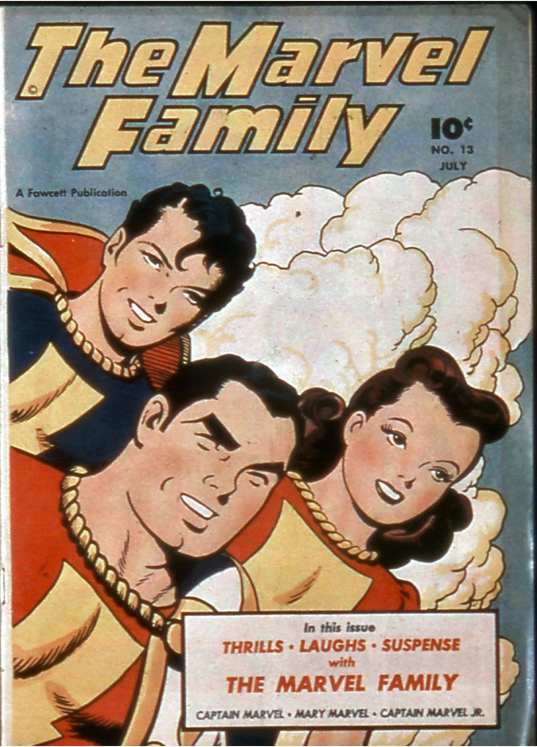 The Marvel Family 13 Page 1