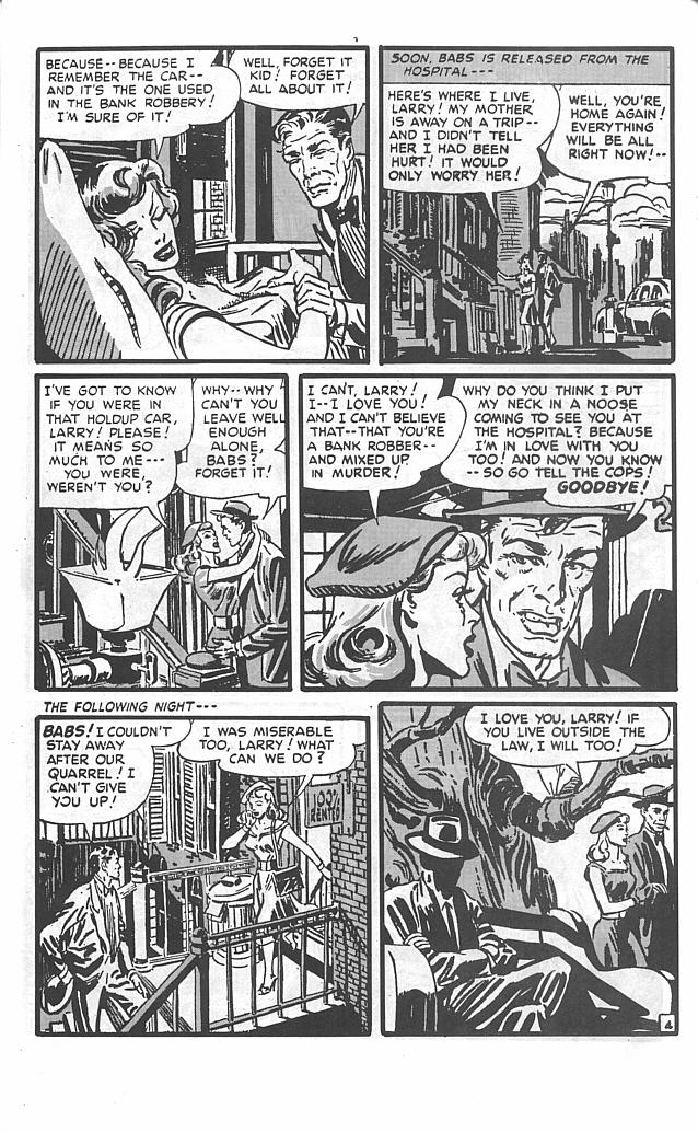 Read online Golden-Age Men of Mystery comic -  Issue #2 - 14