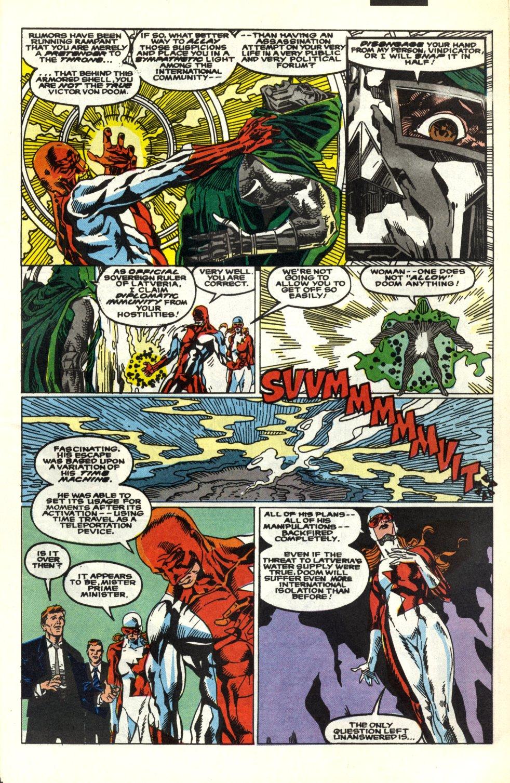 Read online Alpha Flight (1983) comic -  Issue #91 - 21