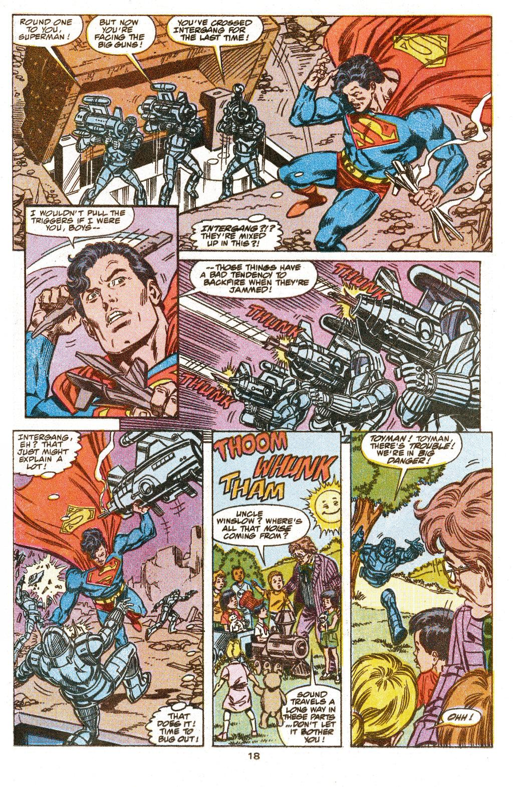 Read online Action Comics (1938) comic -  Issue #657 - 19