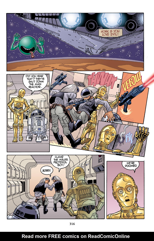 Read online Star Wars Omnibus comic -  Issue # Vol. 30 - 313