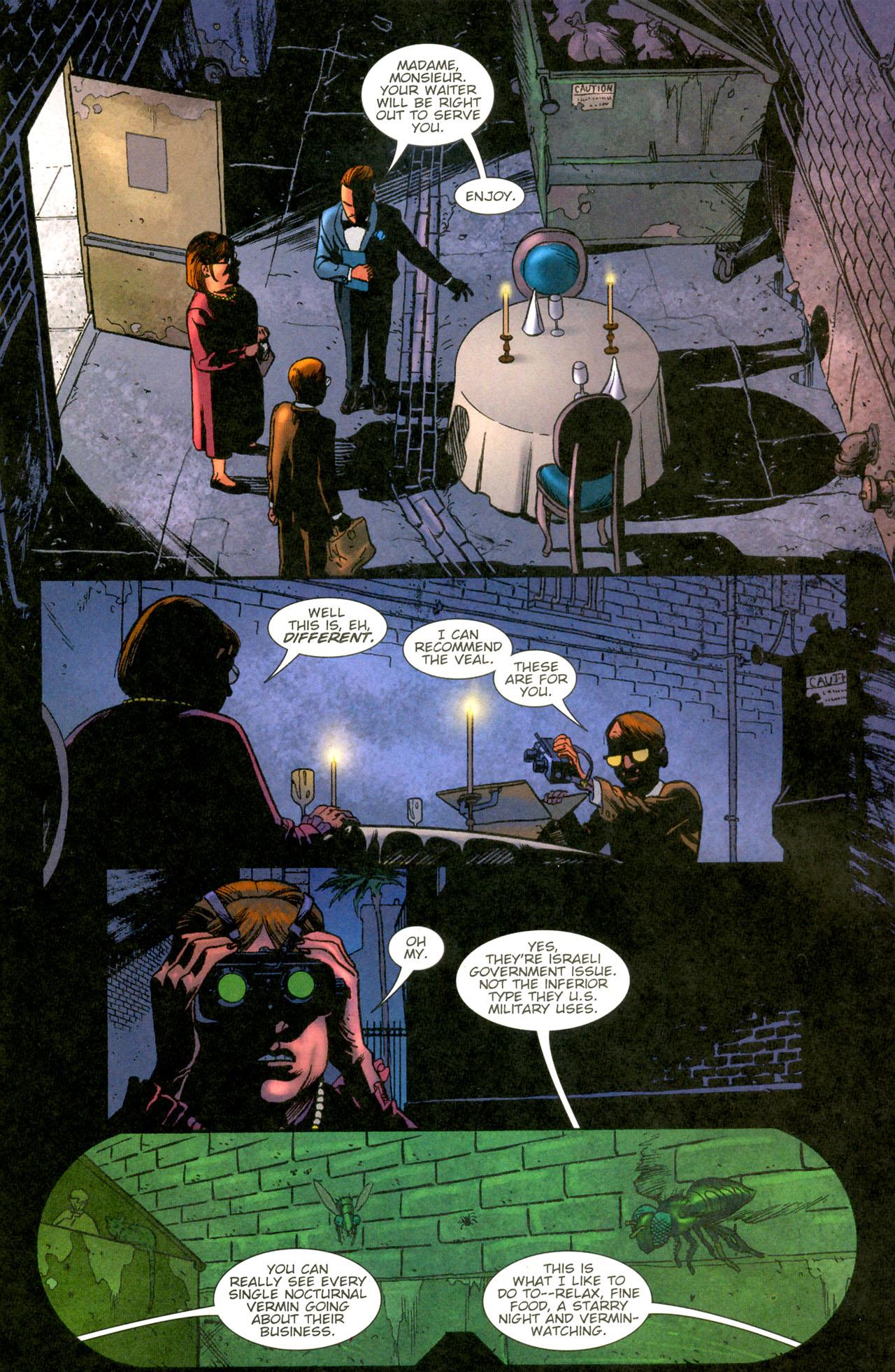 Read online The Exterminators comic -  Issue #11 - 10