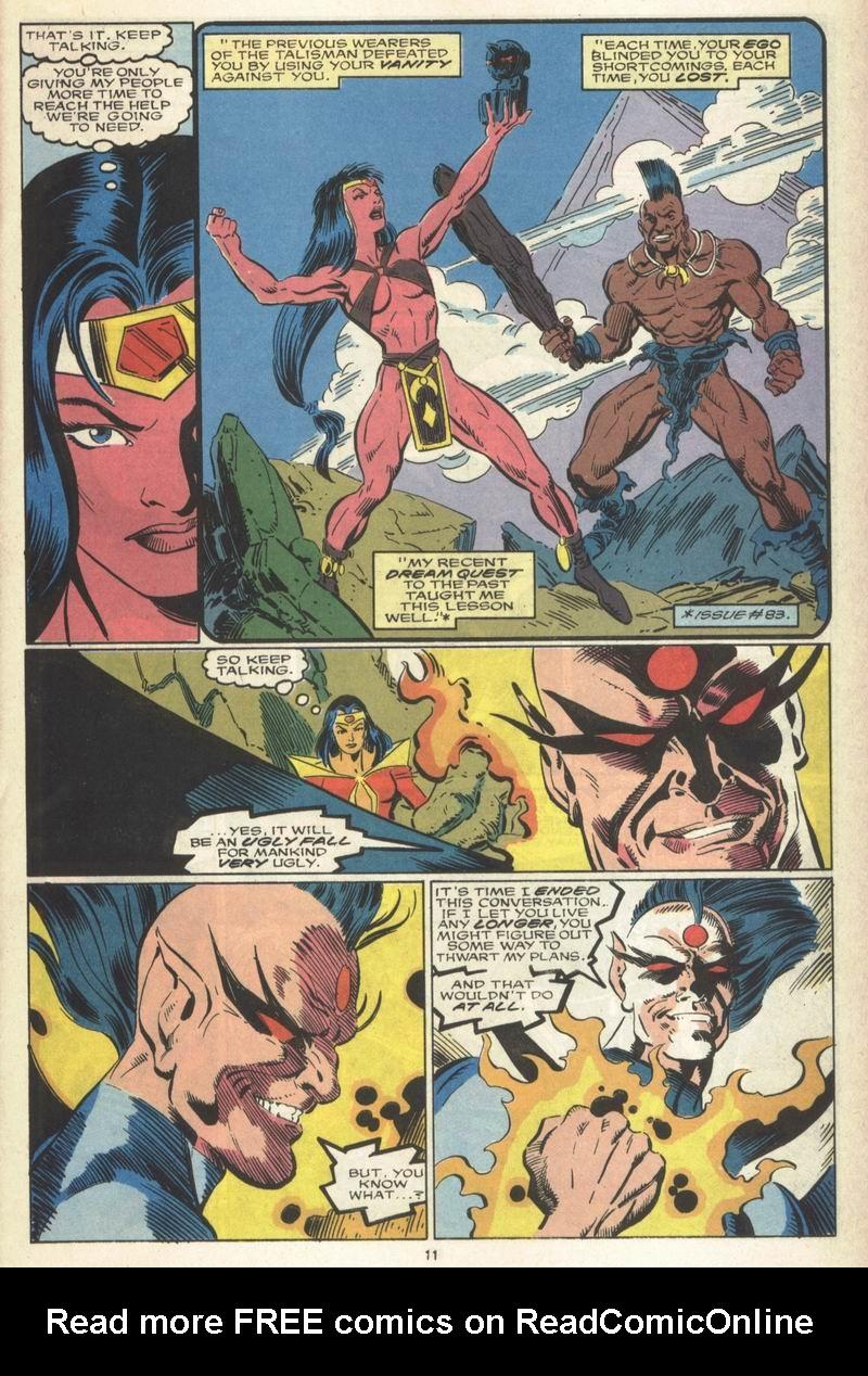 Read online Alpha Flight (1983) comic -  Issue #86 - 9