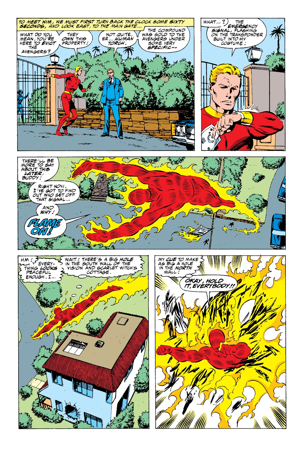 Avengers West Coast (1989) issue 57 - Page 4