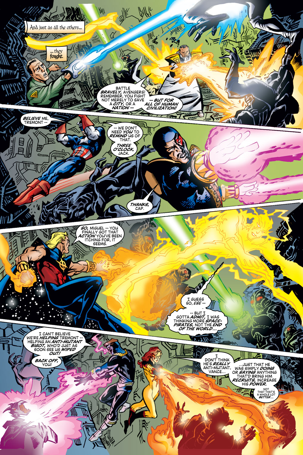 Read online Avengers (1998) comic -  Issue #50 - 21