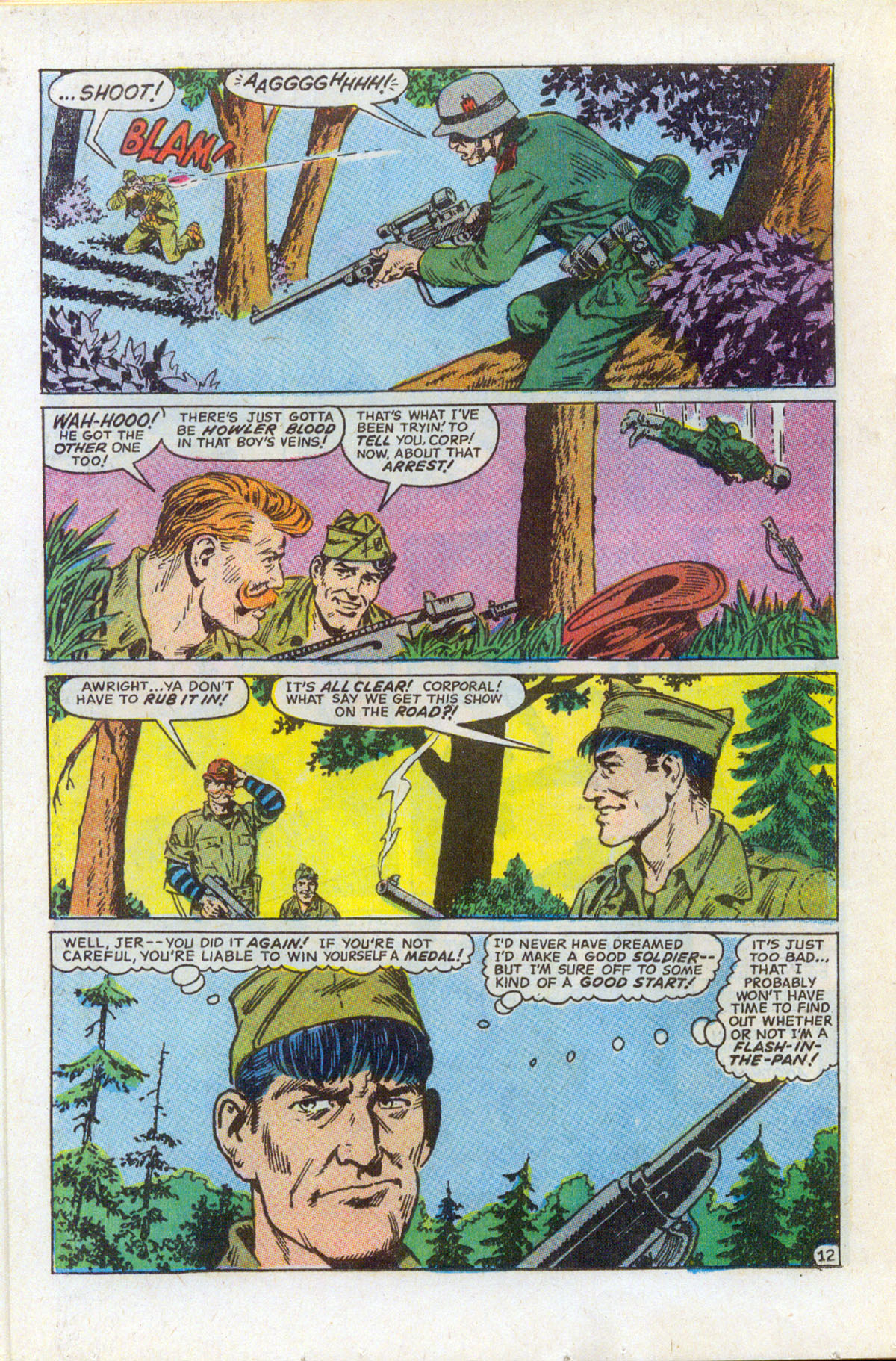 Read online Sgt. Fury comic -  Issue #63 - 18