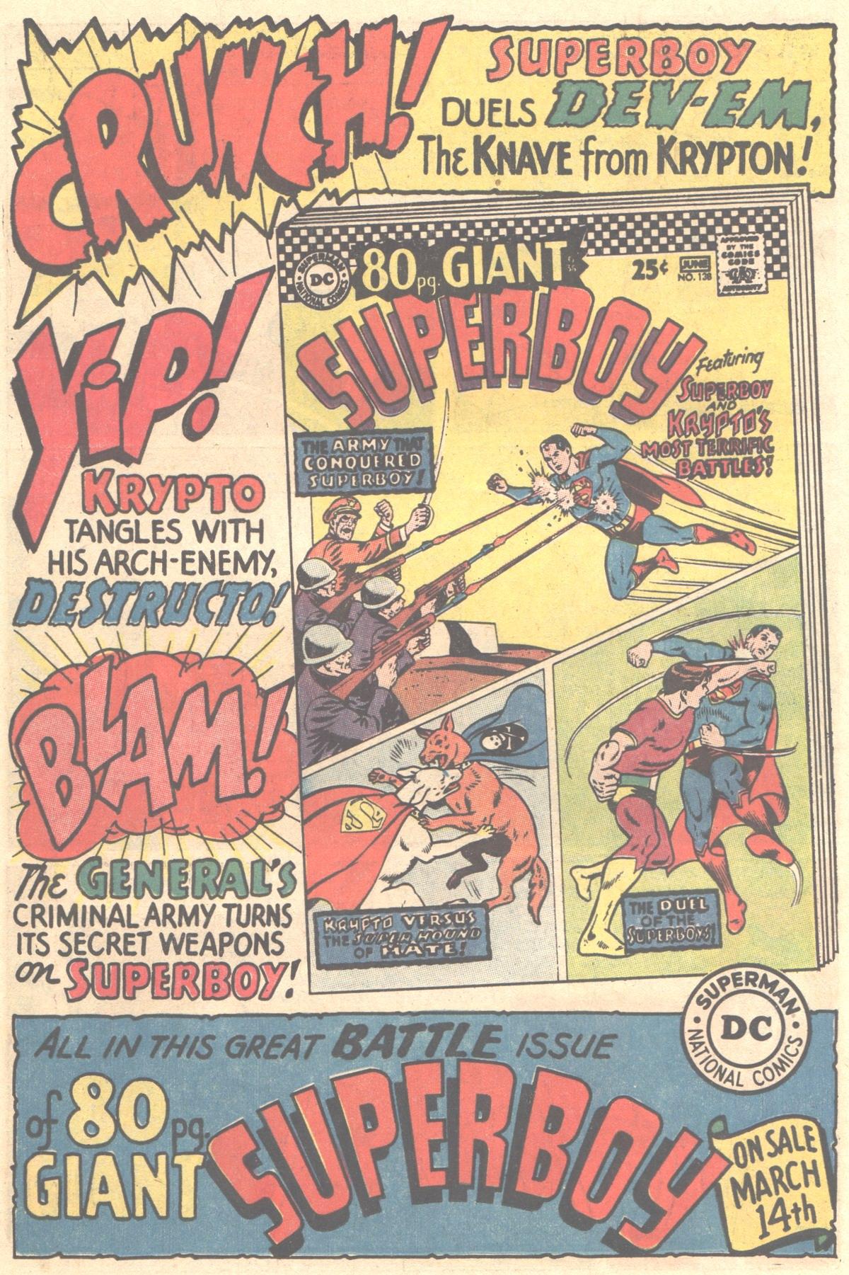 Read online Adventure Comics (1938) comic -  Issue #356 - 14