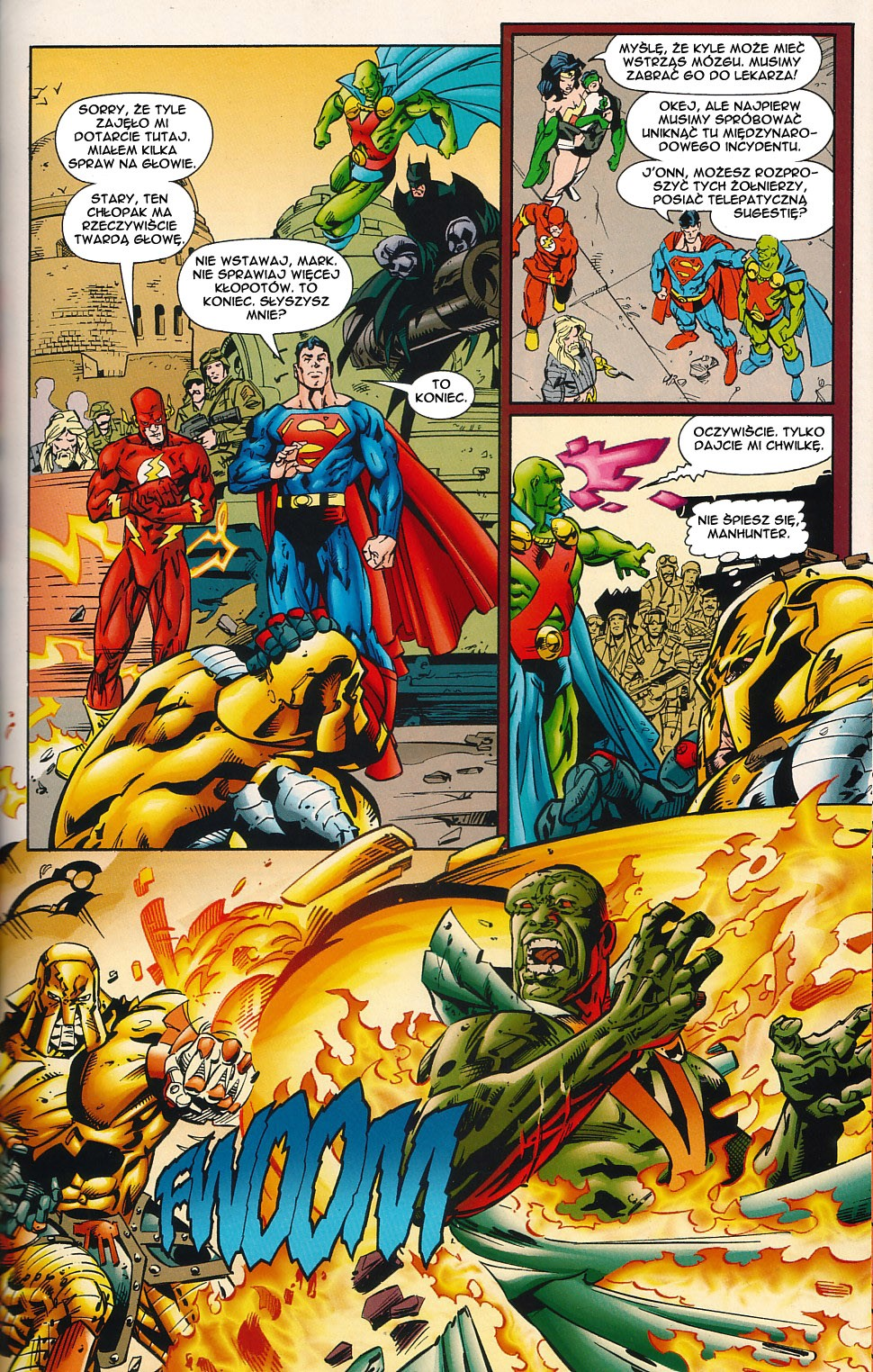 Read online JLA Superpower comic -  Issue # Full - 53