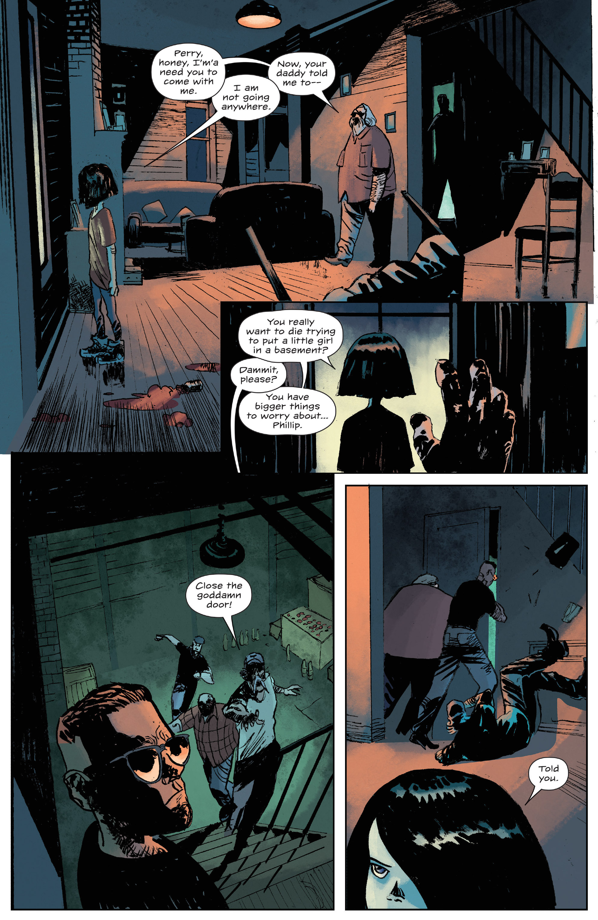 Read online Redneck comic -  Issue #2 - 18