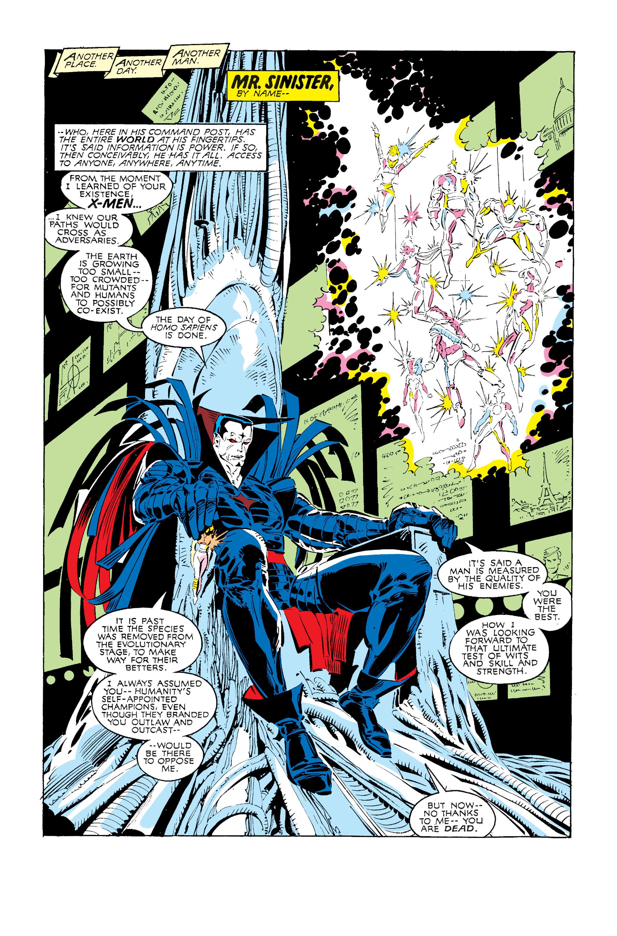 Read online Uncanny X-Men (1963) comic -  Issue #239 - 4