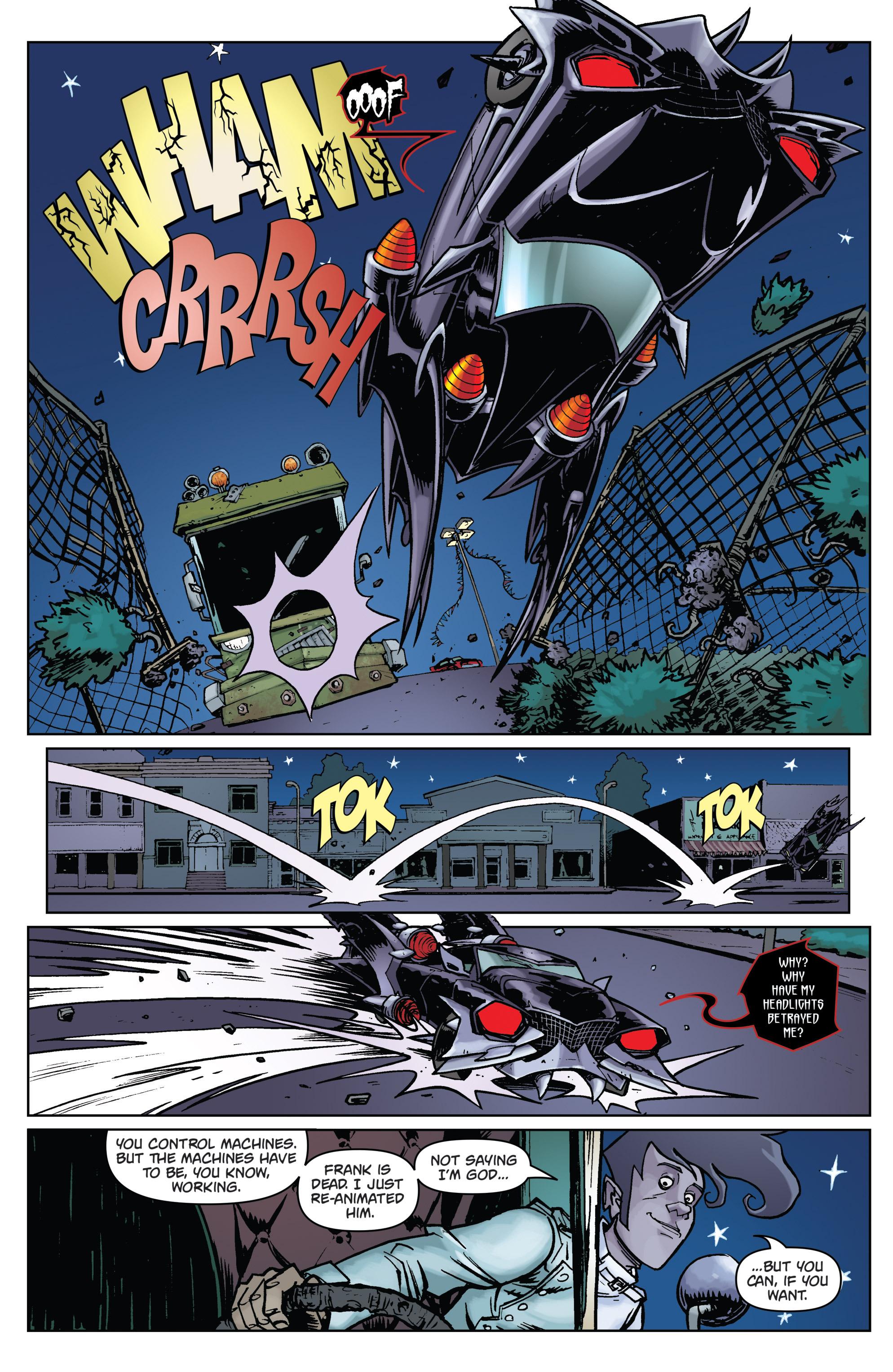 Read online Monster Motors comic -  Issue # Full - 33