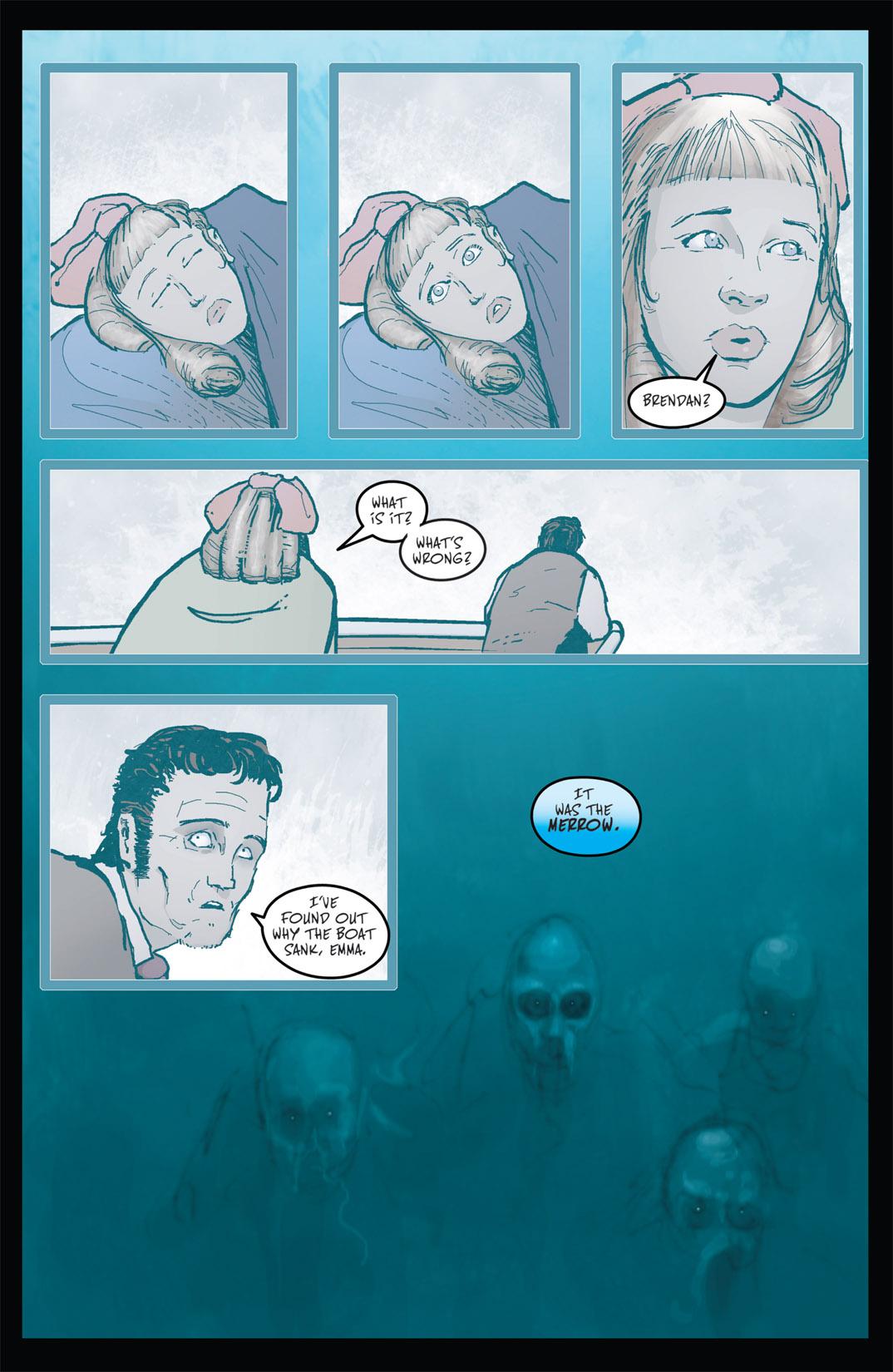 Read online Nightmare World comic -  Issue # Vol. 1 Thirteen Tales of Terror - 13